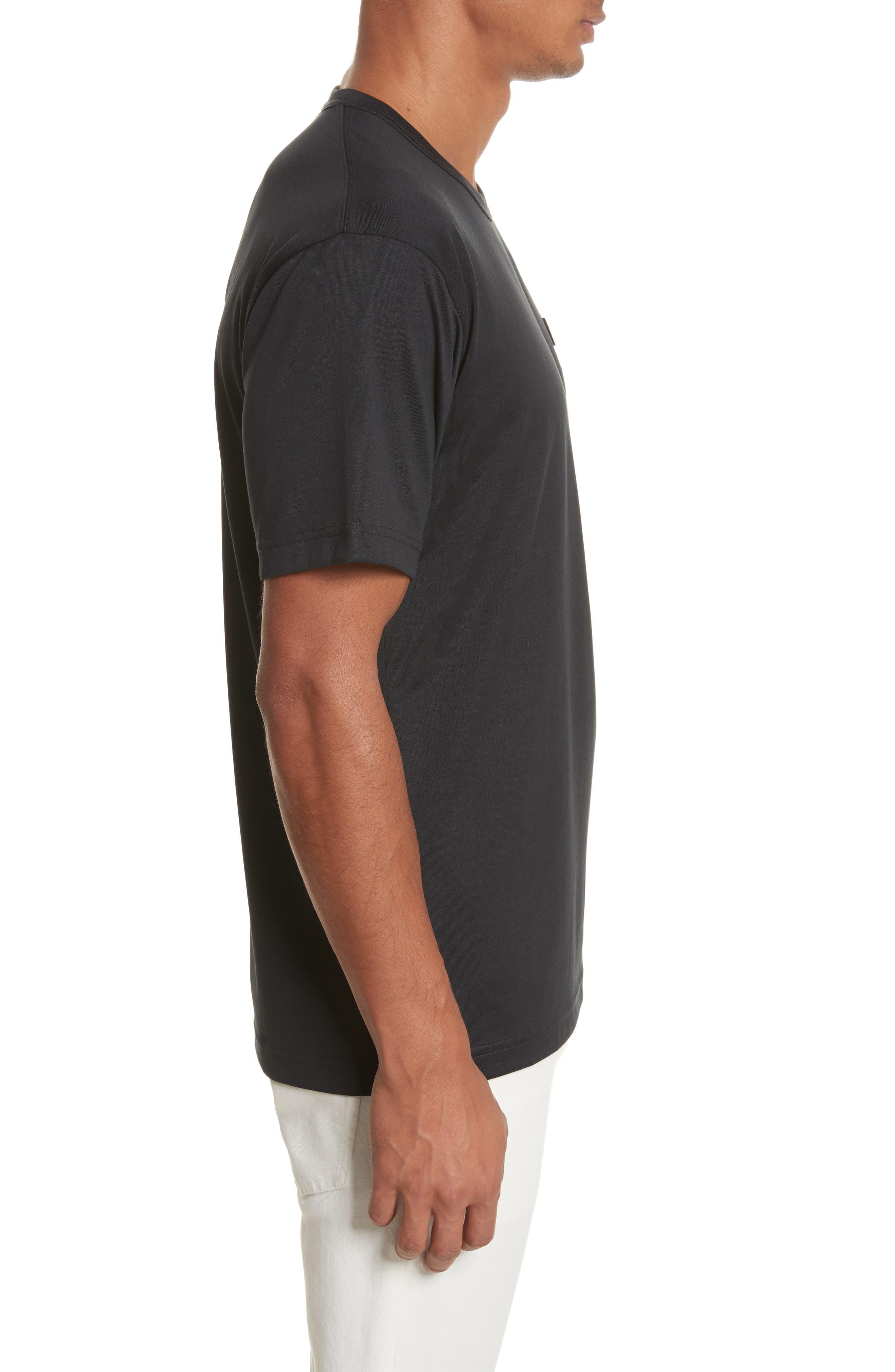 Nash Face T-Shirt,                             Alternate thumbnail 3, color,                             001