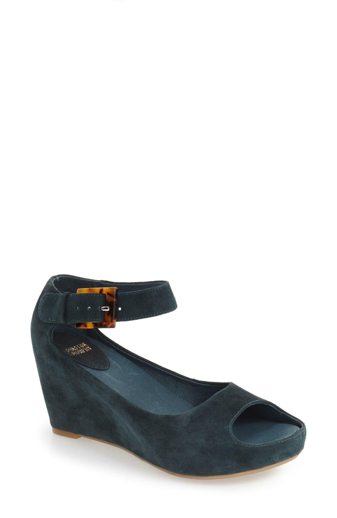 'Tricia' Ankle Strap Sandal,                             Main thumbnail 5, color,