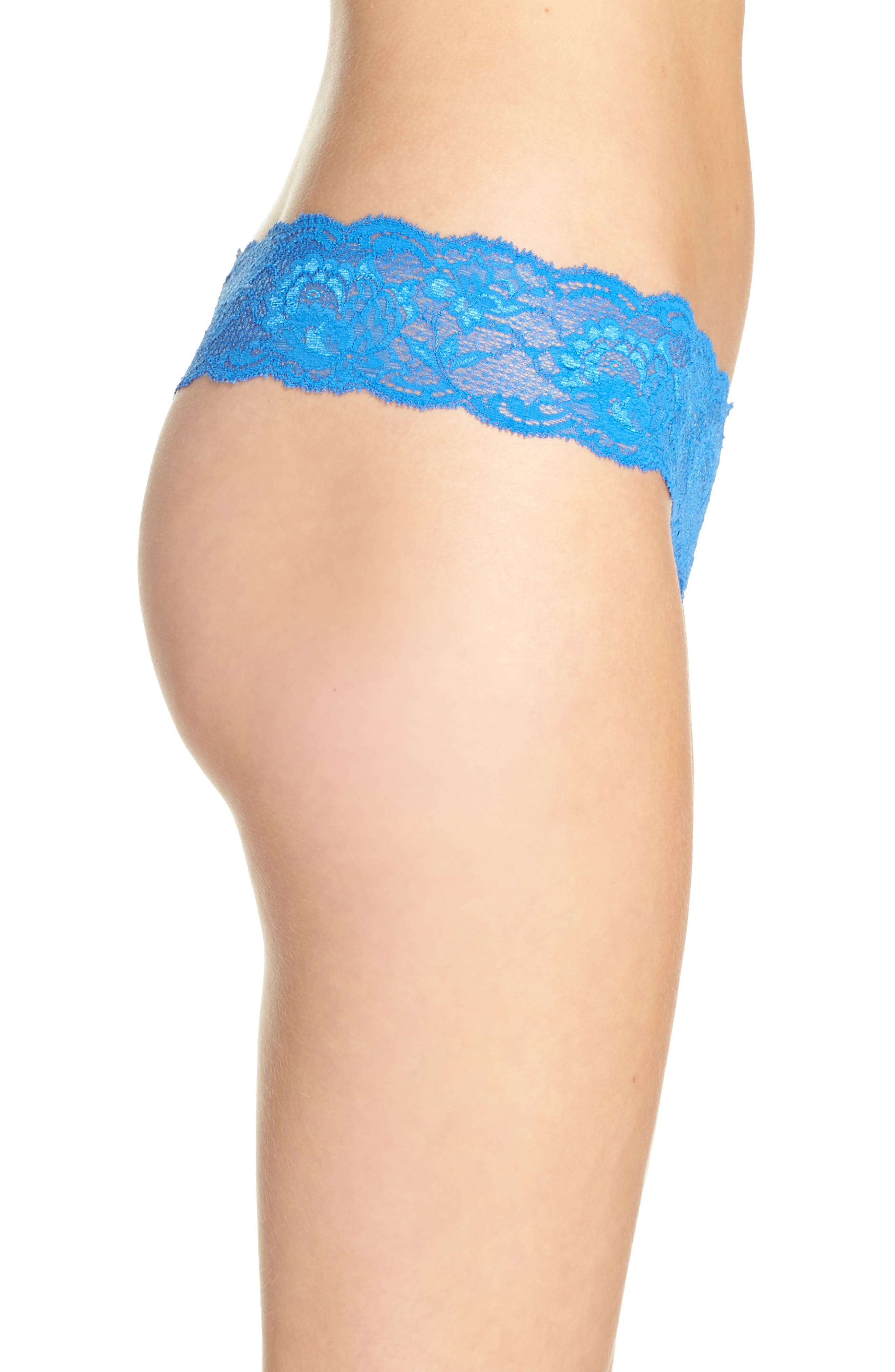 'Never Say Never Cutie' Thong,                             Alternate thumbnail 271, color,