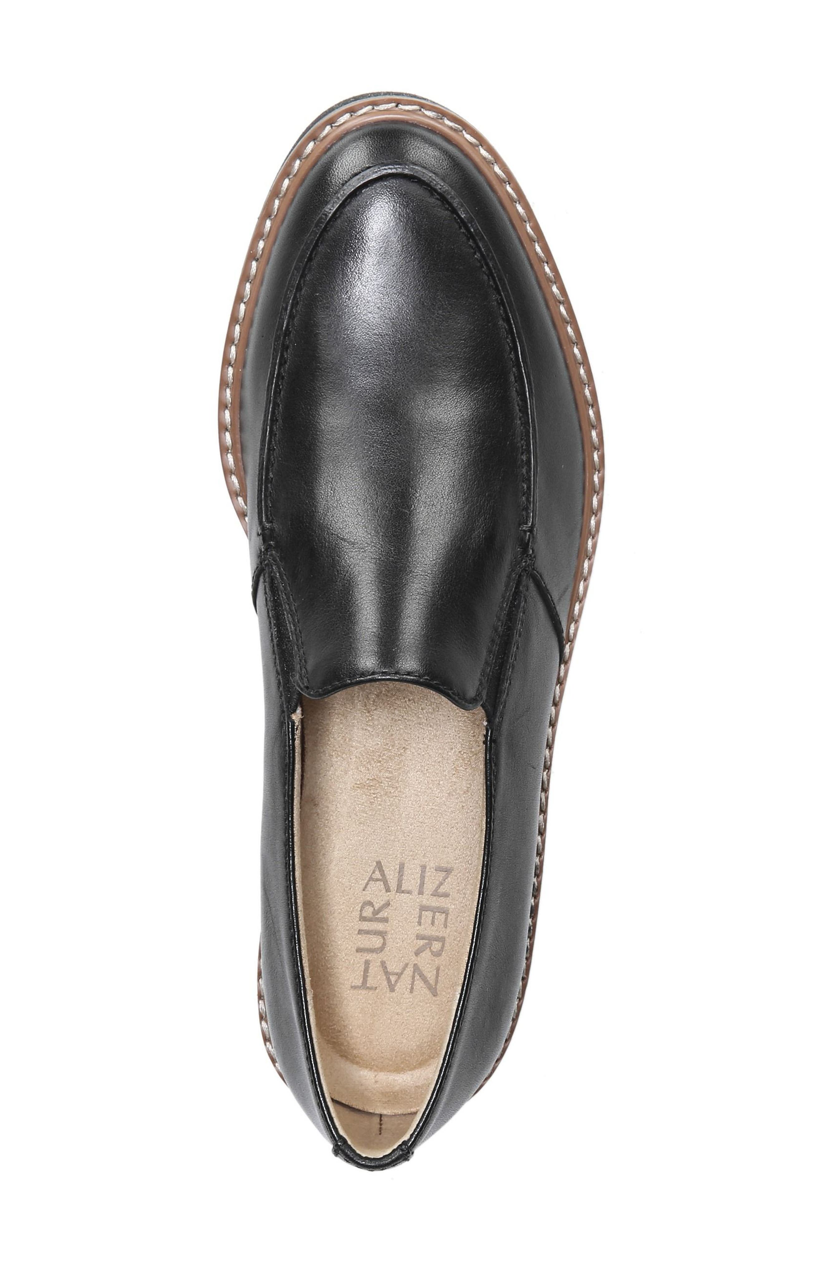 Aibileen Loafer,                             Alternate thumbnail 5, color,                             001