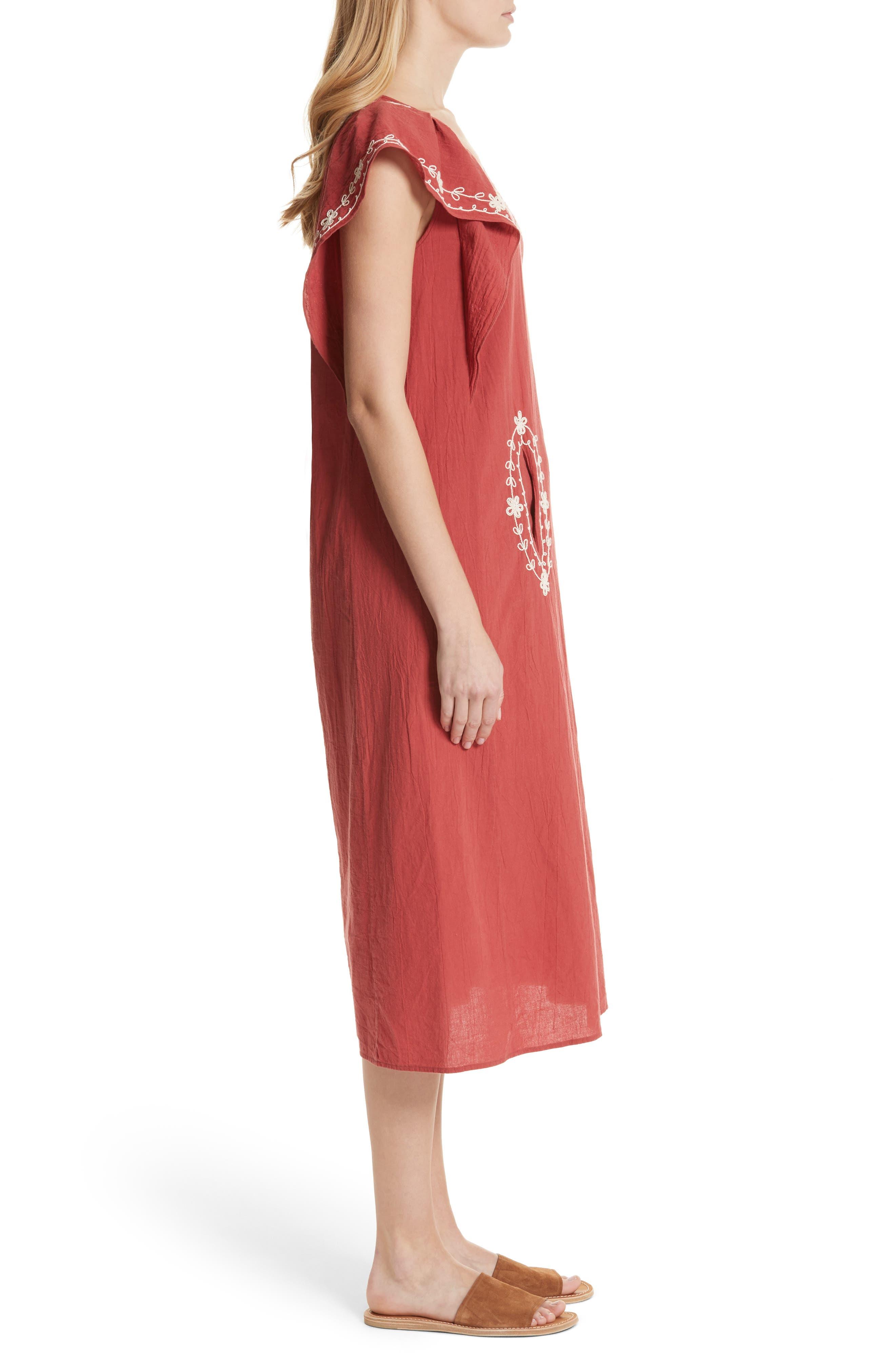 The Vineyard Dress,                             Alternate thumbnail 3, color,                             600