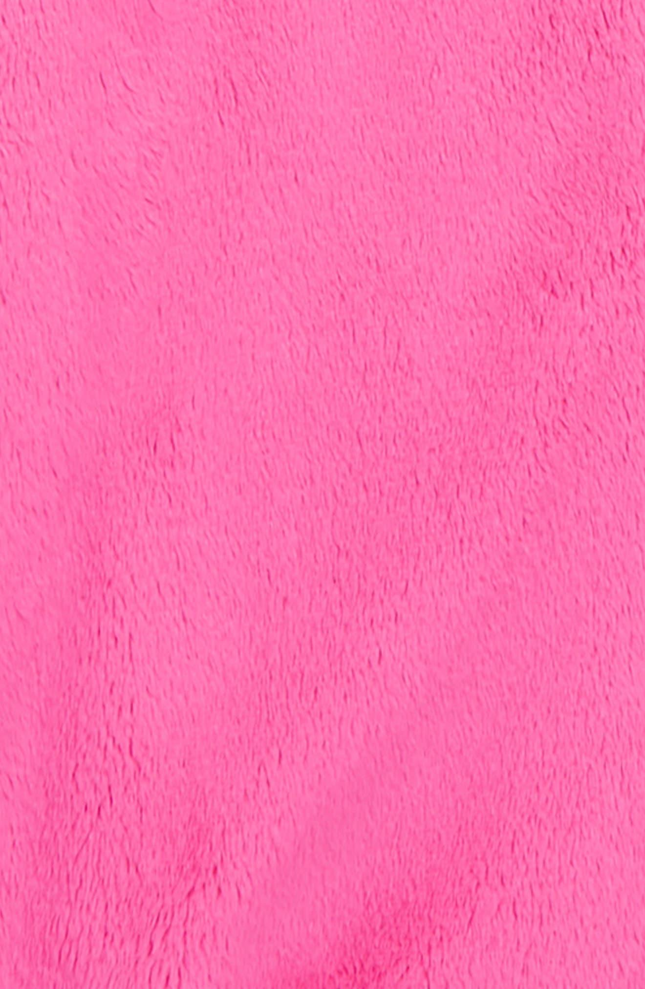 OSO Fleece Full-Zip Hoodie,                             Alternate thumbnail 2, color,                             AZALEA PINK
