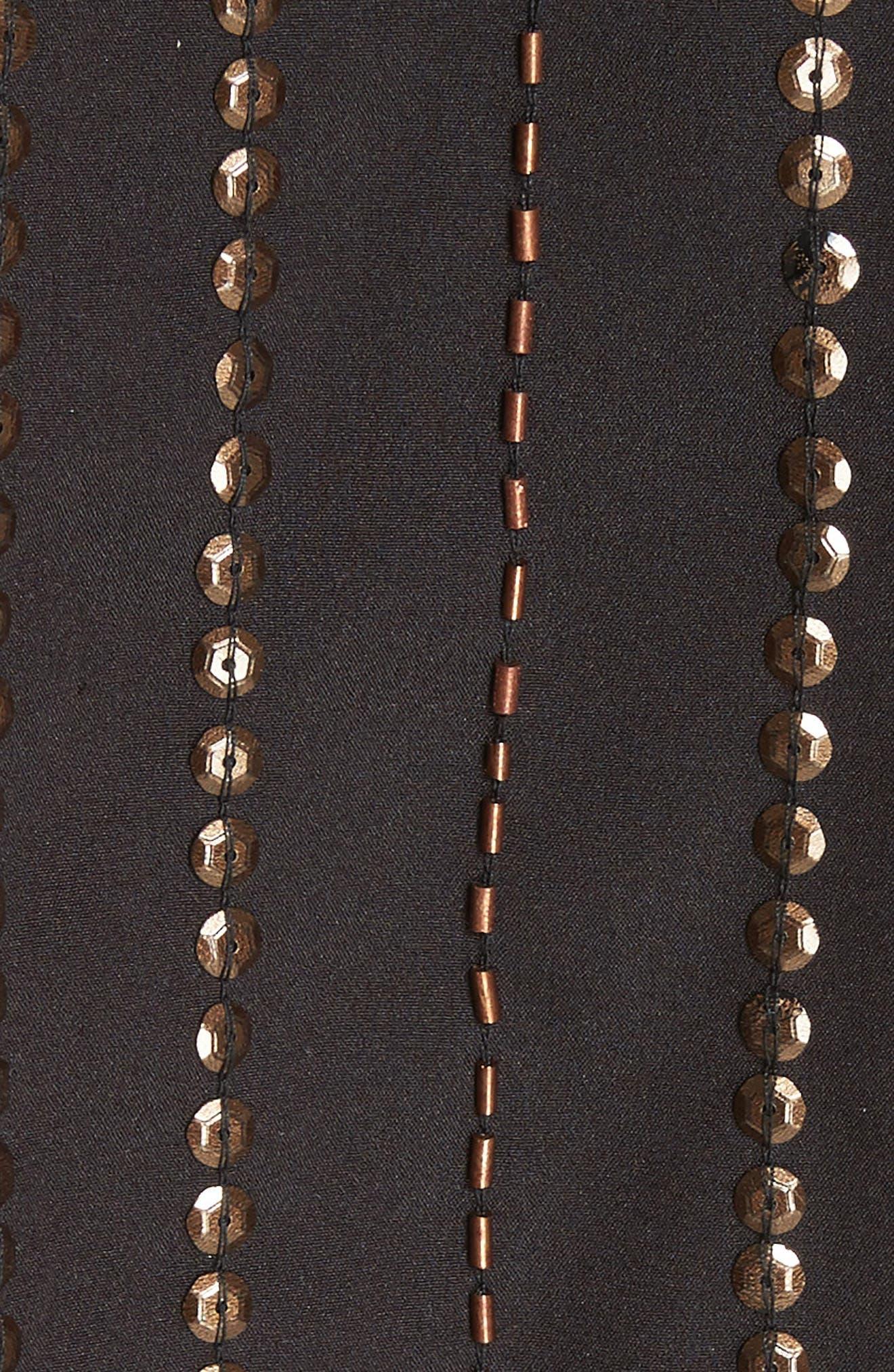 Sedona Embellished Slipdress,                             Alternate thumbnail 11, color,