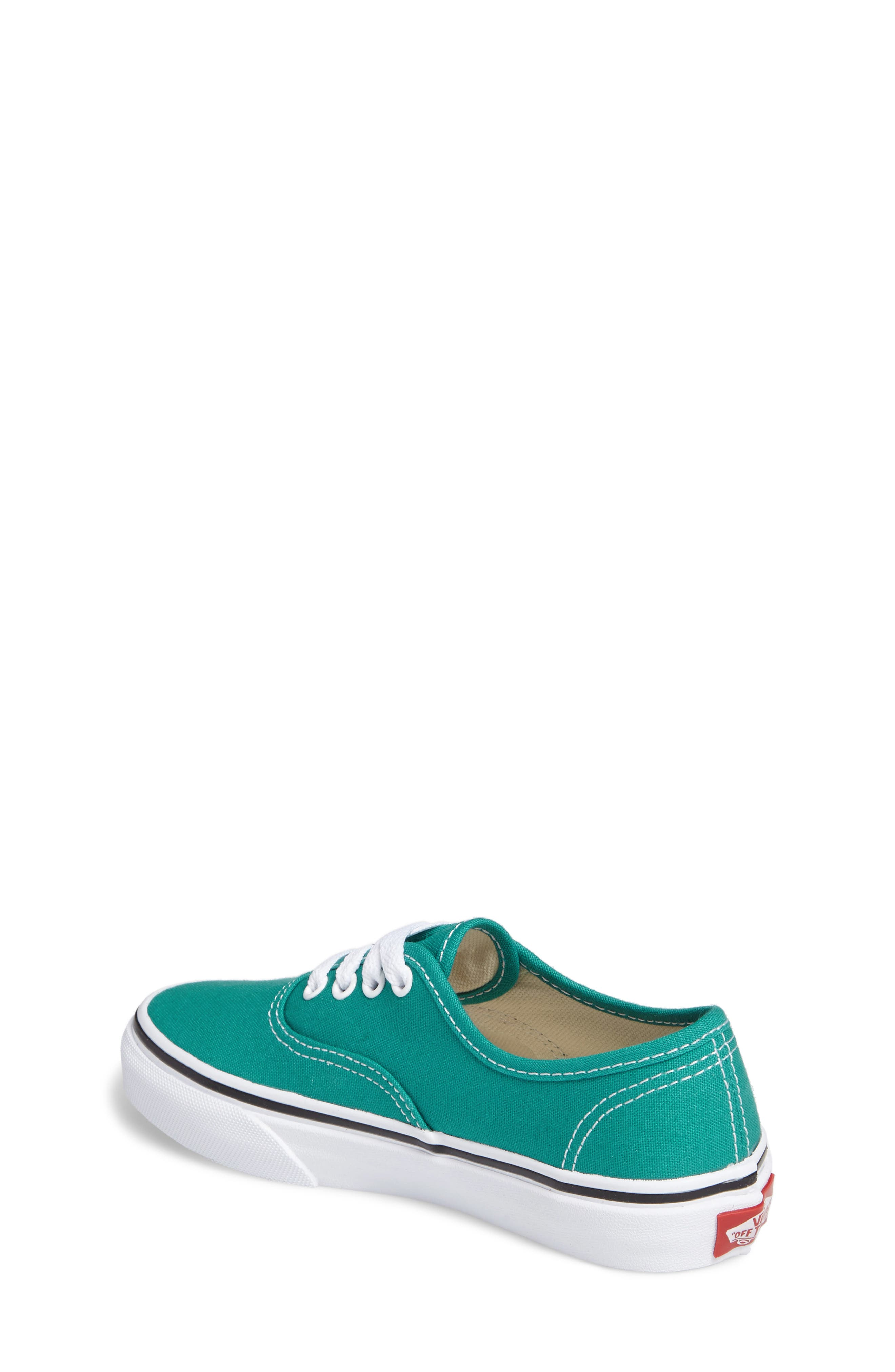 VANS,                             Authentic Sneaker,                             Alternate thumbnail 2, color,                             400