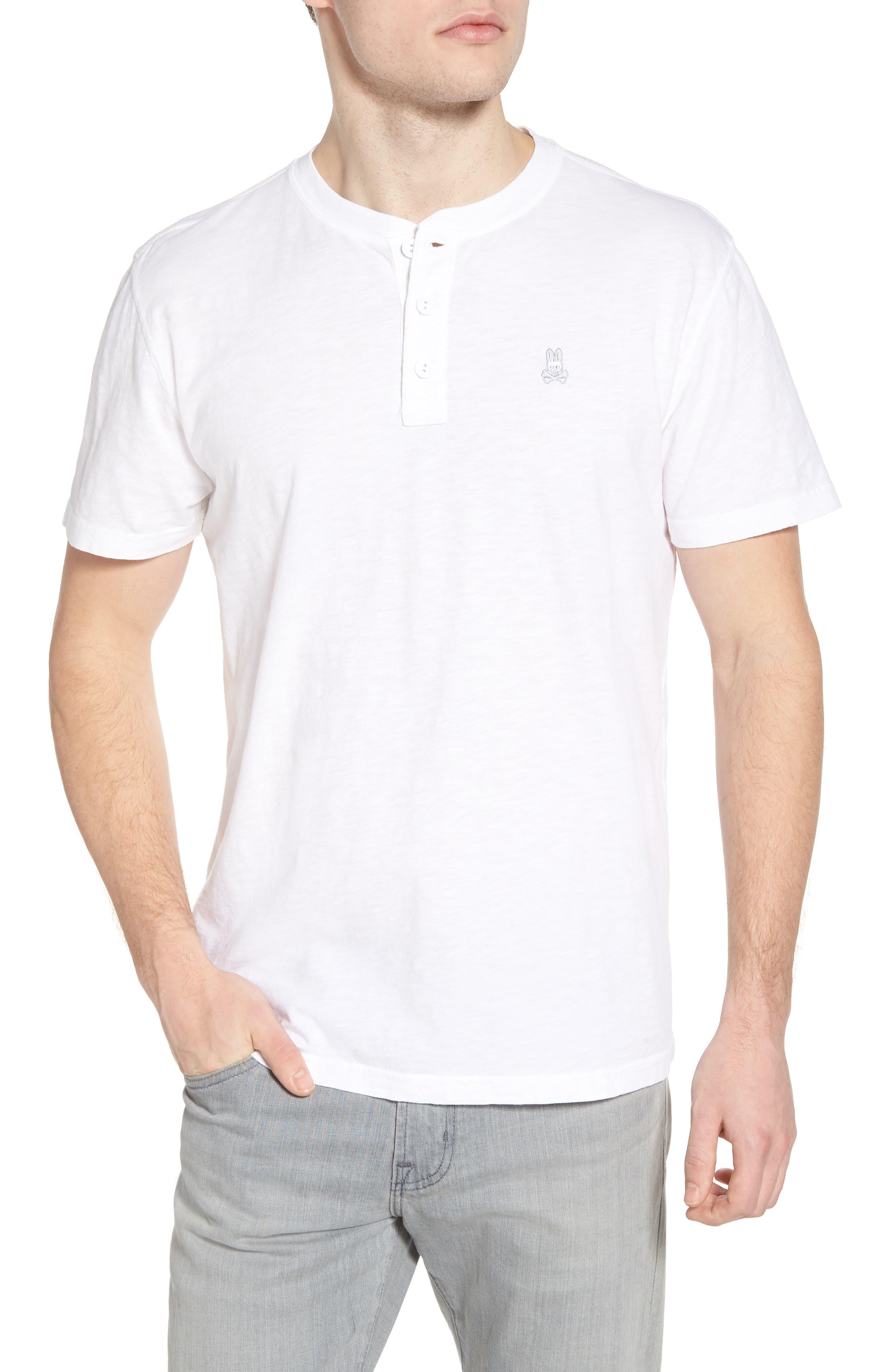 Sunwash Henley T-Shirt,                             Main thumbnail 2, color,