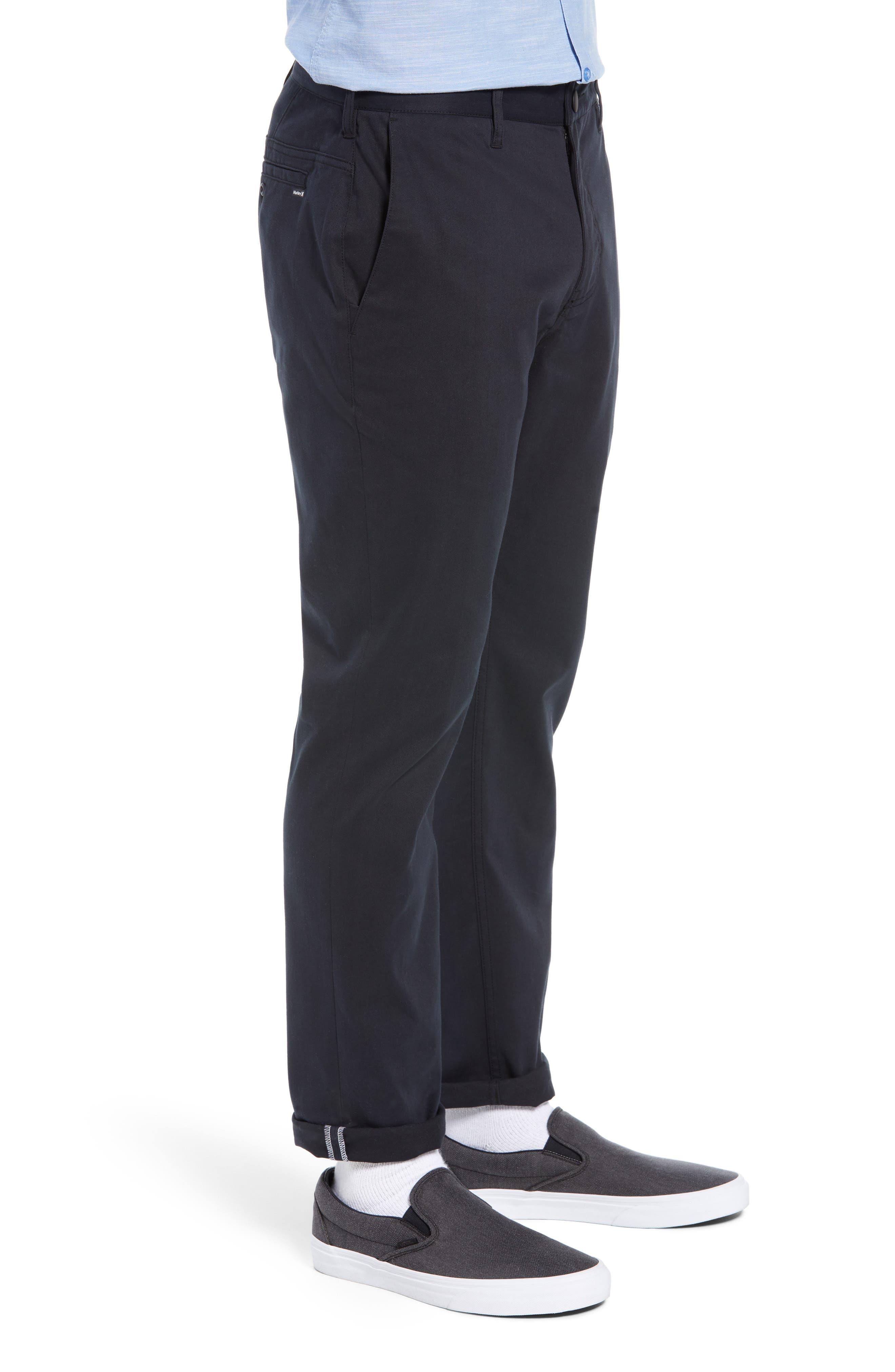 Dri-FIT Pants,                             Alternate thumbnail 3, color,                             BLACK