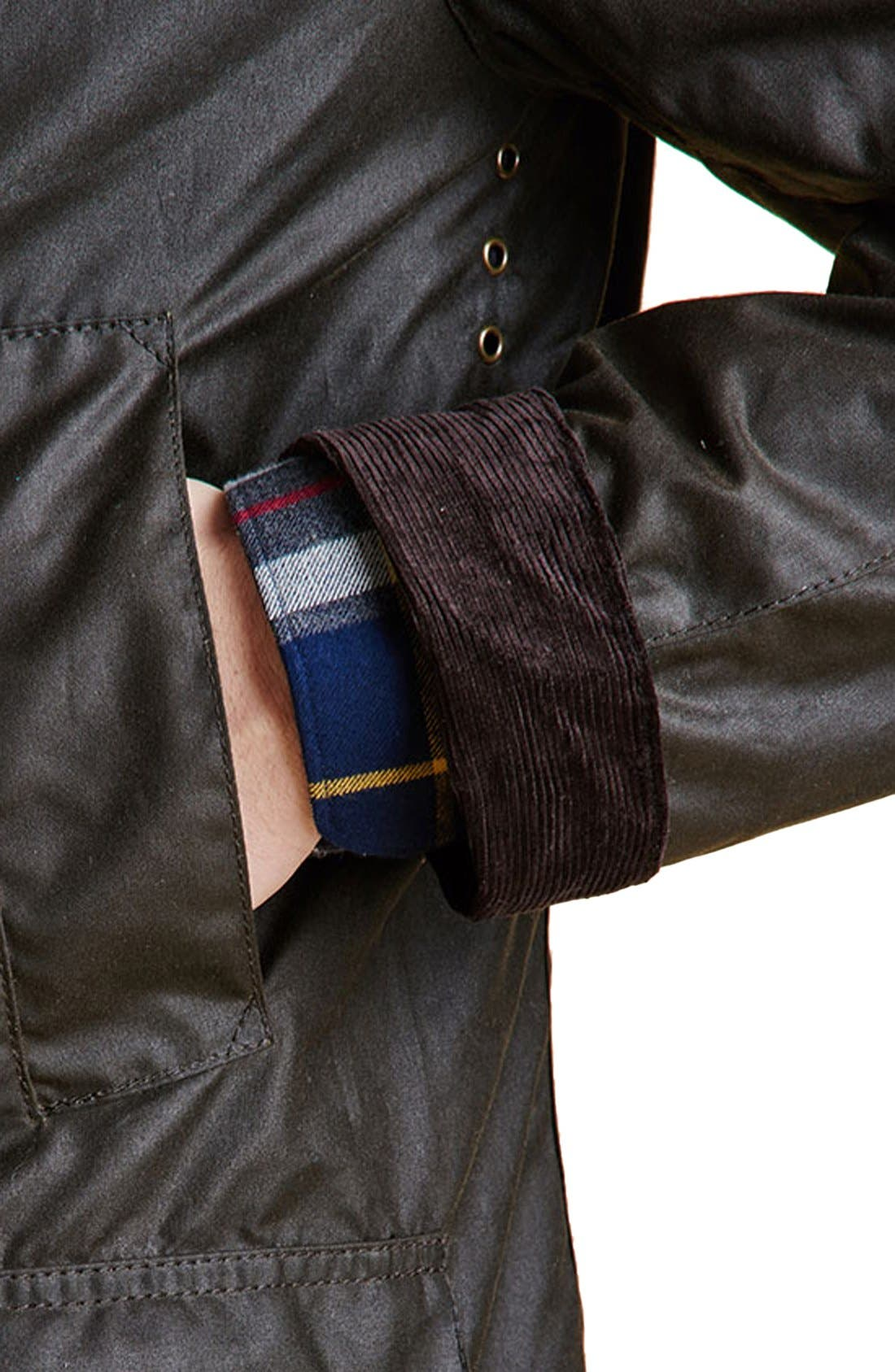 'Ashby' Regular Fit Waterproof Jacket,                             Alternate thumbnail 10, color,                             340