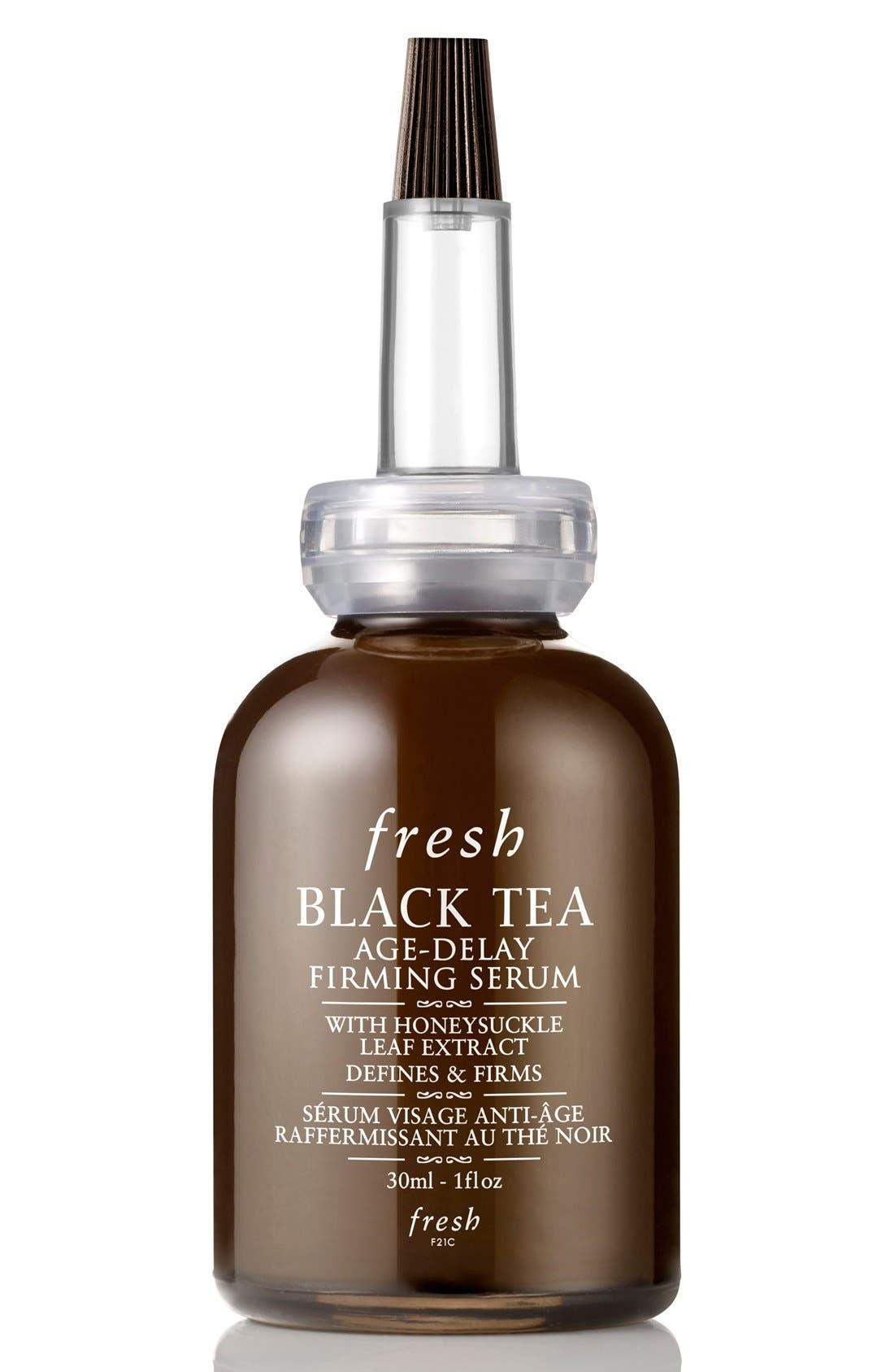 Black Tea Age-Delay Firming Serum,                             Main thumbnail 1, color,                             NO COLOR