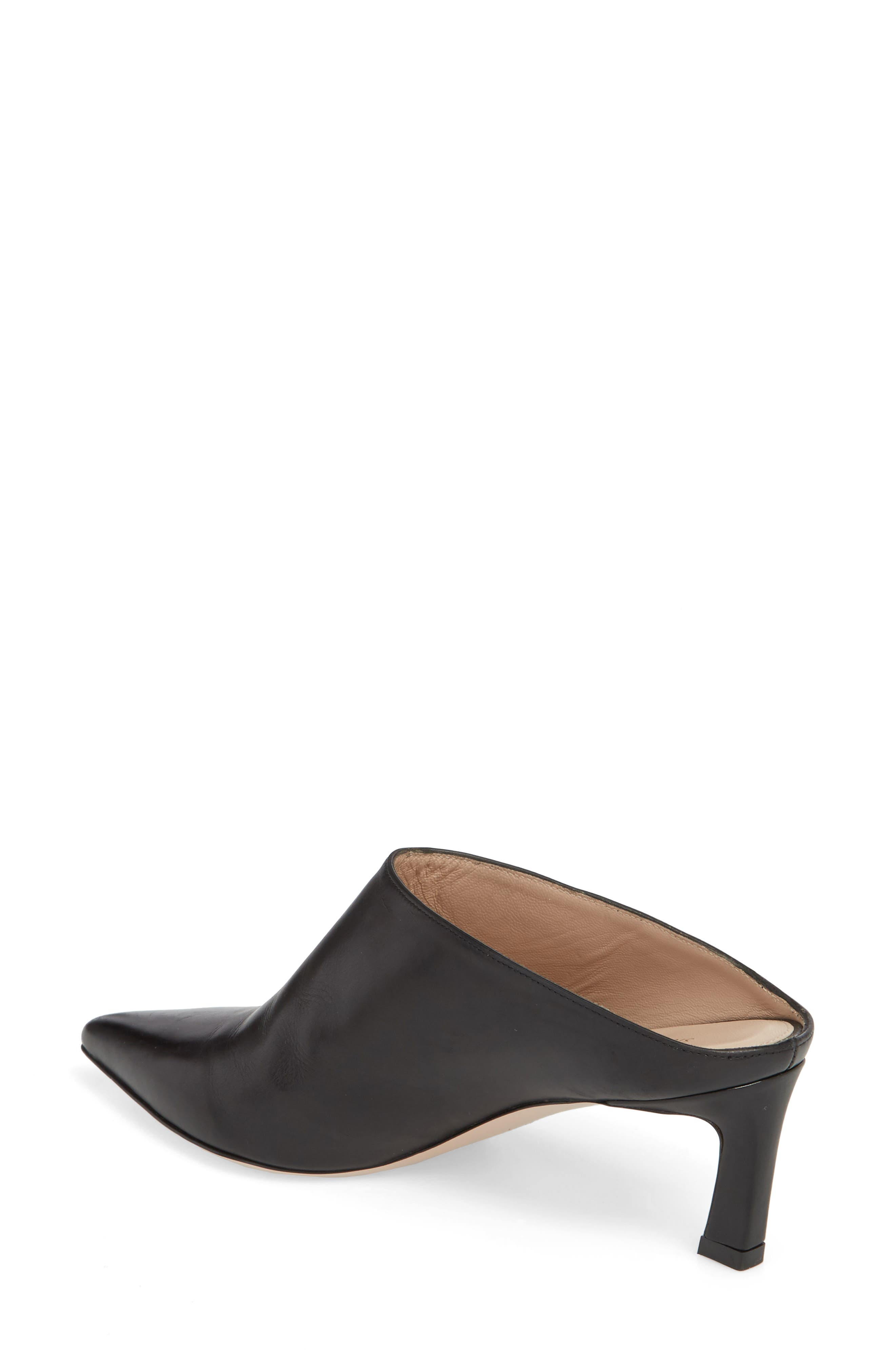 Mira Pointy Toe Mule,                             Alternate thumbnail 13, color,