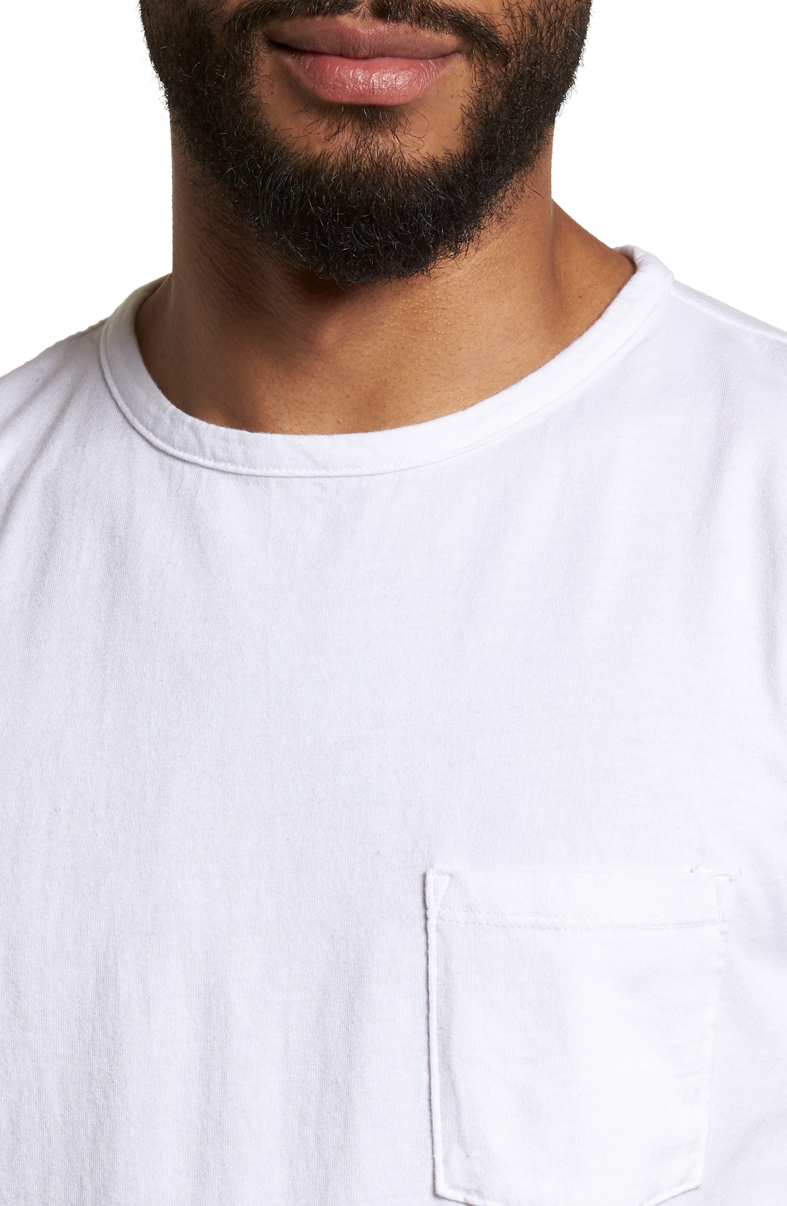 Pocket T-Shirt,                             Alternate thumbnail 21, color,