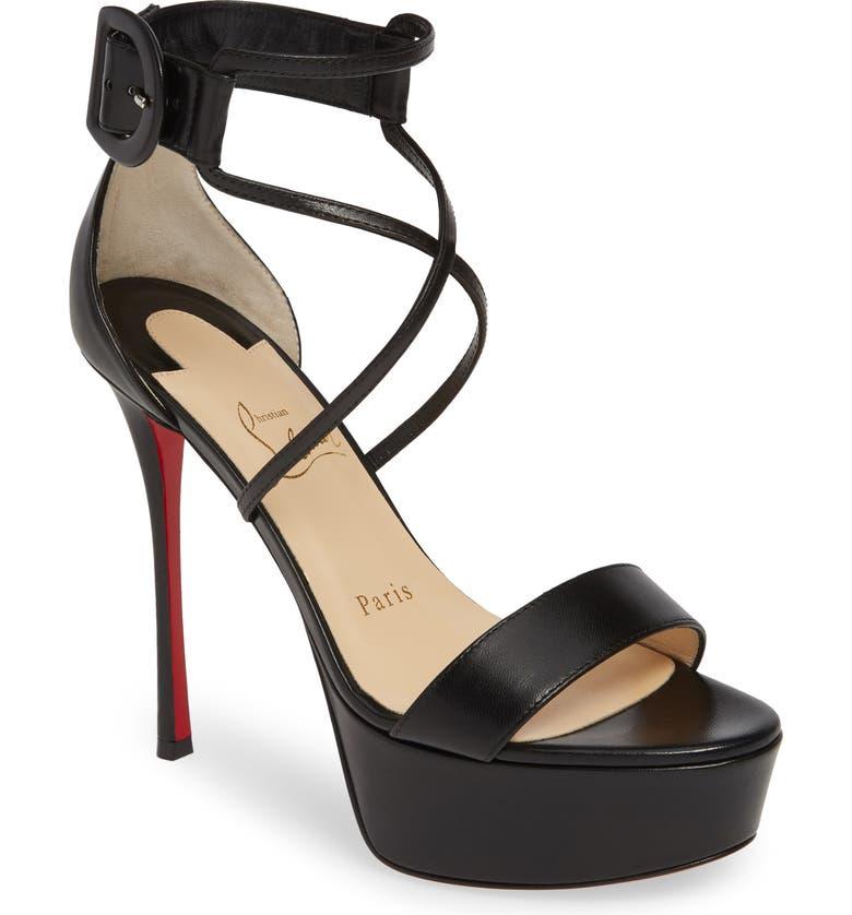 80d5f47b401 Christian Louboutin Choca Platform Sandal (Women)