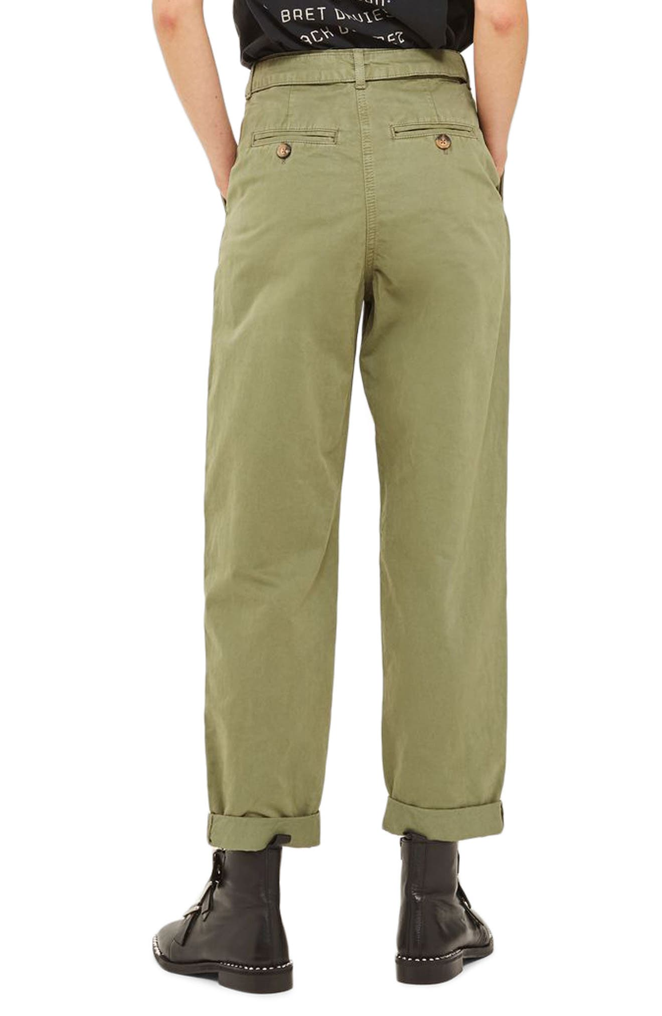 Side Tab Utility Trousers,                             Alternate thumbnail 2, color,                             300
