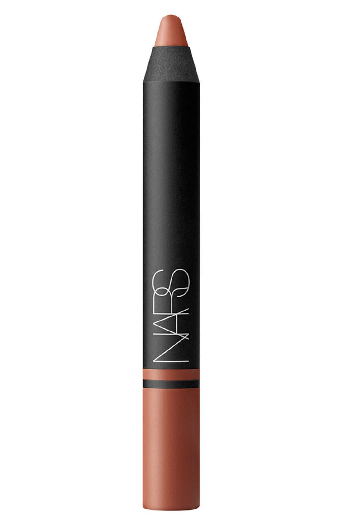 NARS Satin Lip Pencil, Main, color, HET LOO