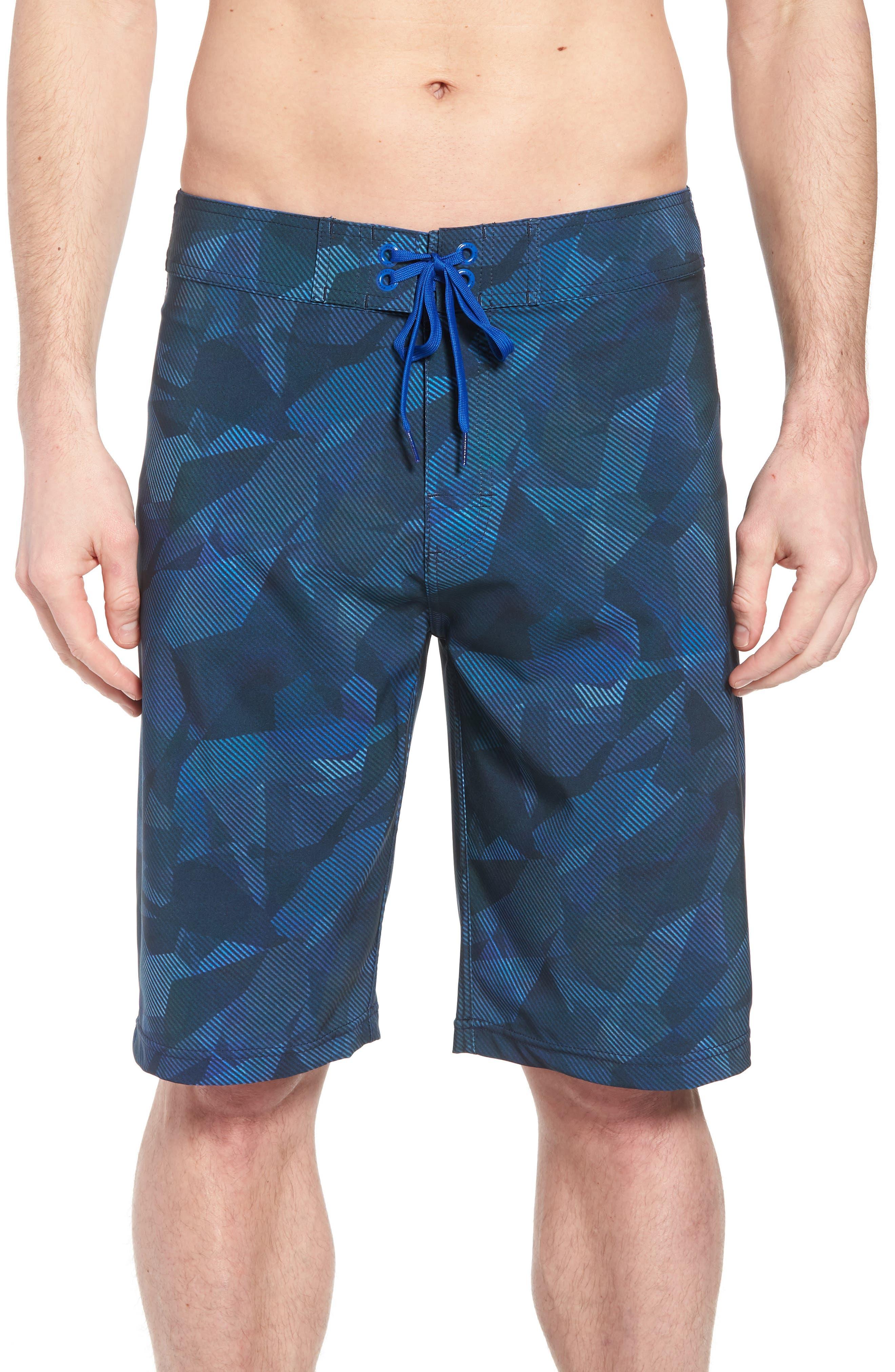 'Sediment' Stretch Board Shorts,                             Main thumbnail 3, color,