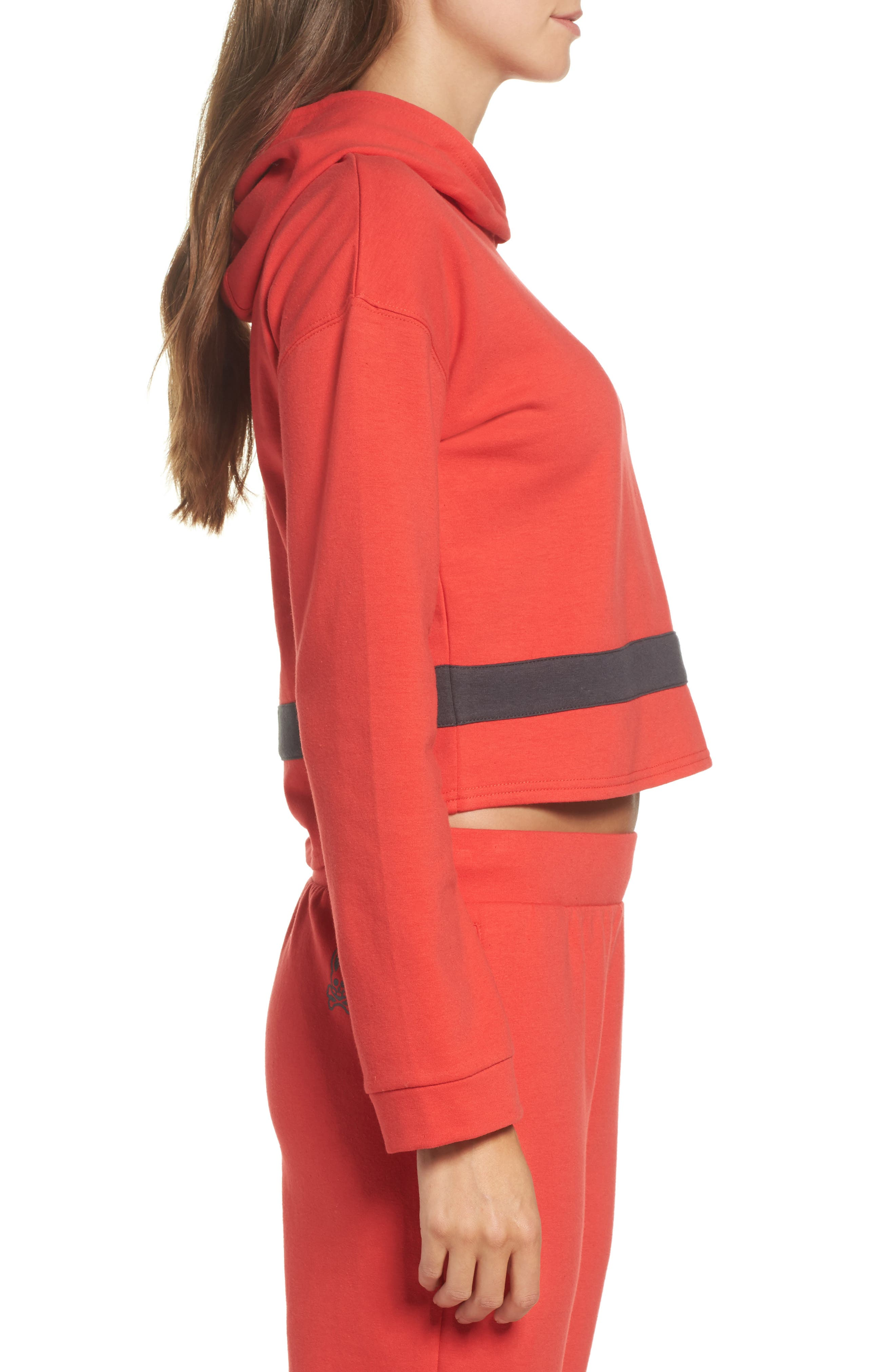 Comfy Lounge Hoodie,                             Alternate thumbnail 6, color,