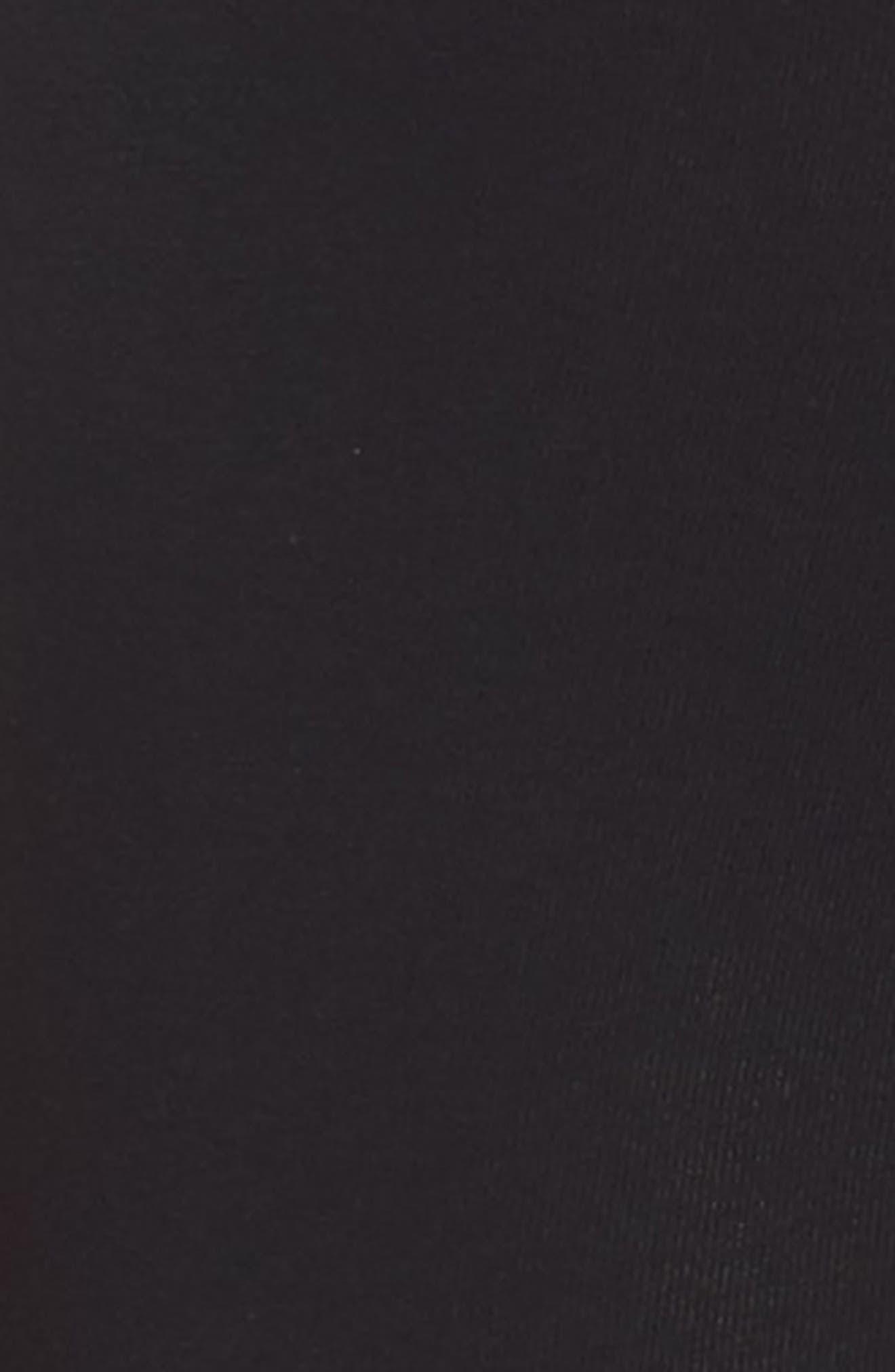 Stretch Cotton Trunks,                             Alternate thumbnail 4, color,                             001