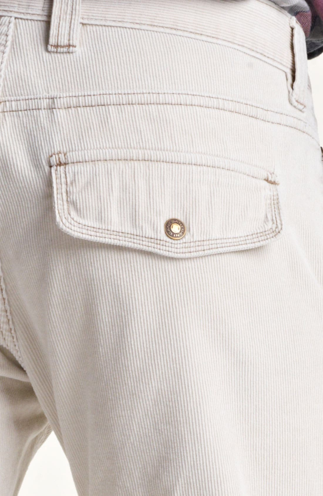 'Explorer' Slim Leg Corduroy Pants,                             Alternate thumbnail 2, color,                             034