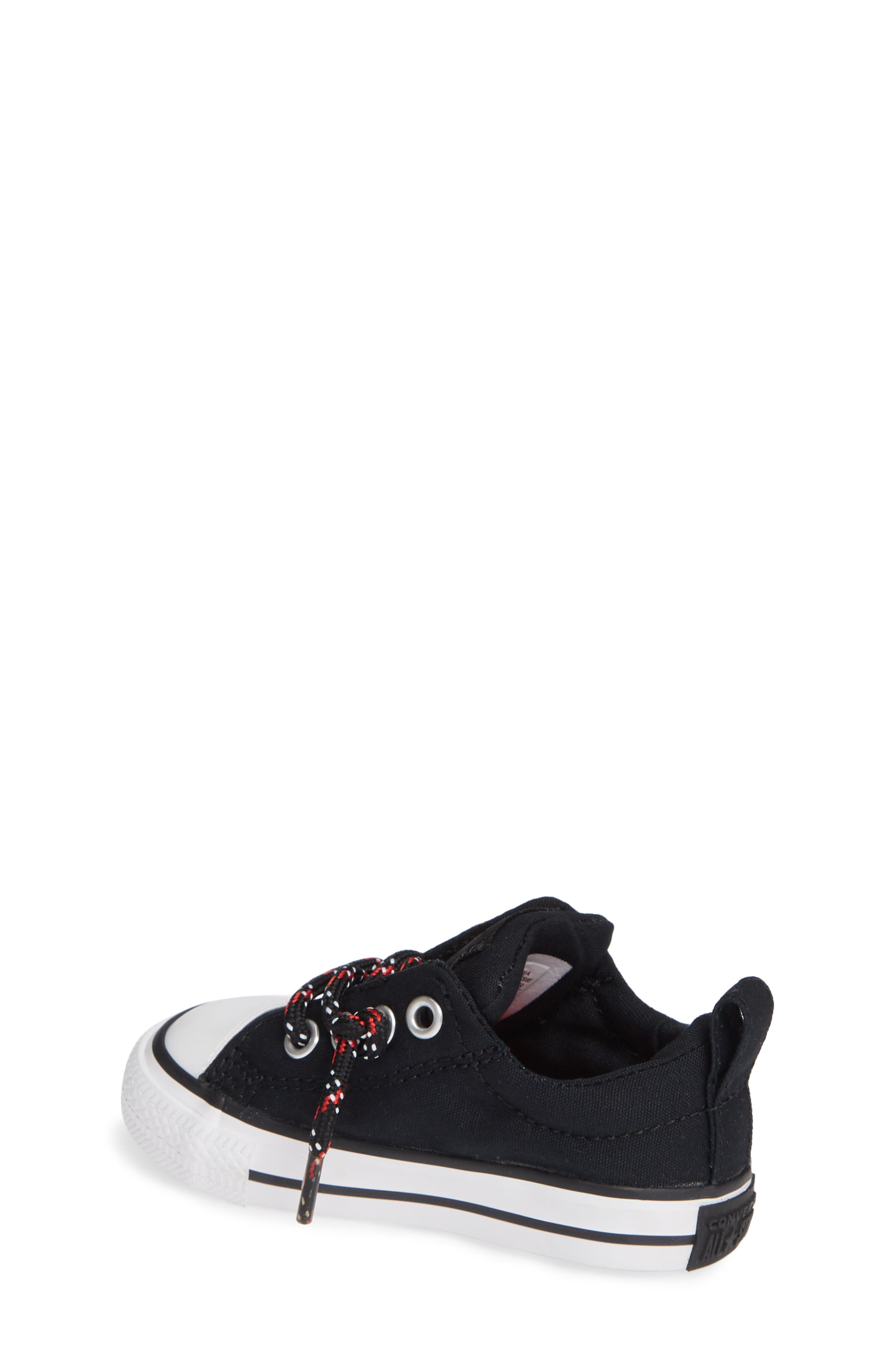 All Star<sup>®</sup> Graphite & Glitter Low Top Sneaker,                             Alternate thumbnail 2, color,                             002