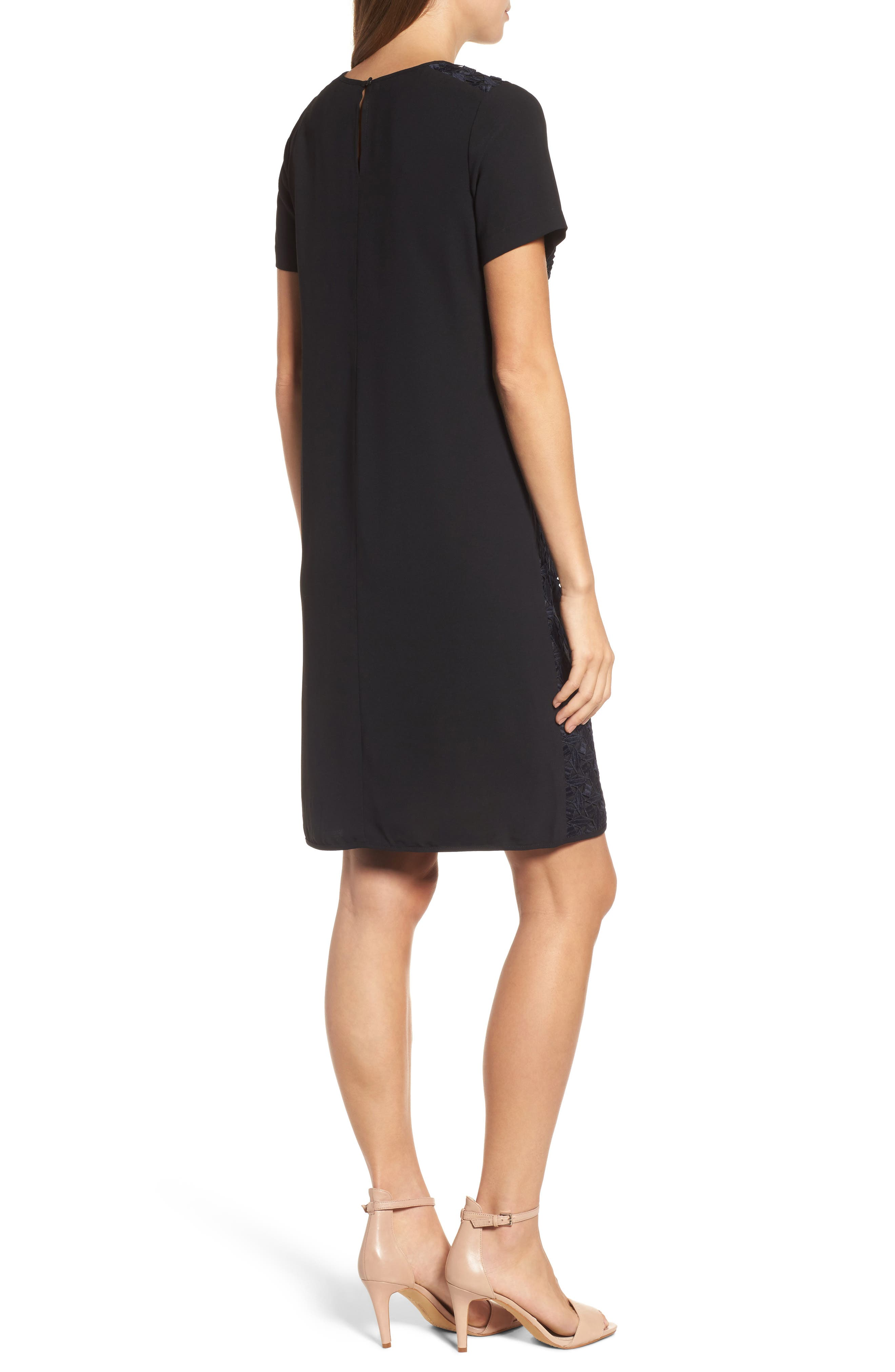 Night Out Shift Dress,                             Alternate thumbnail 2, color,                             403