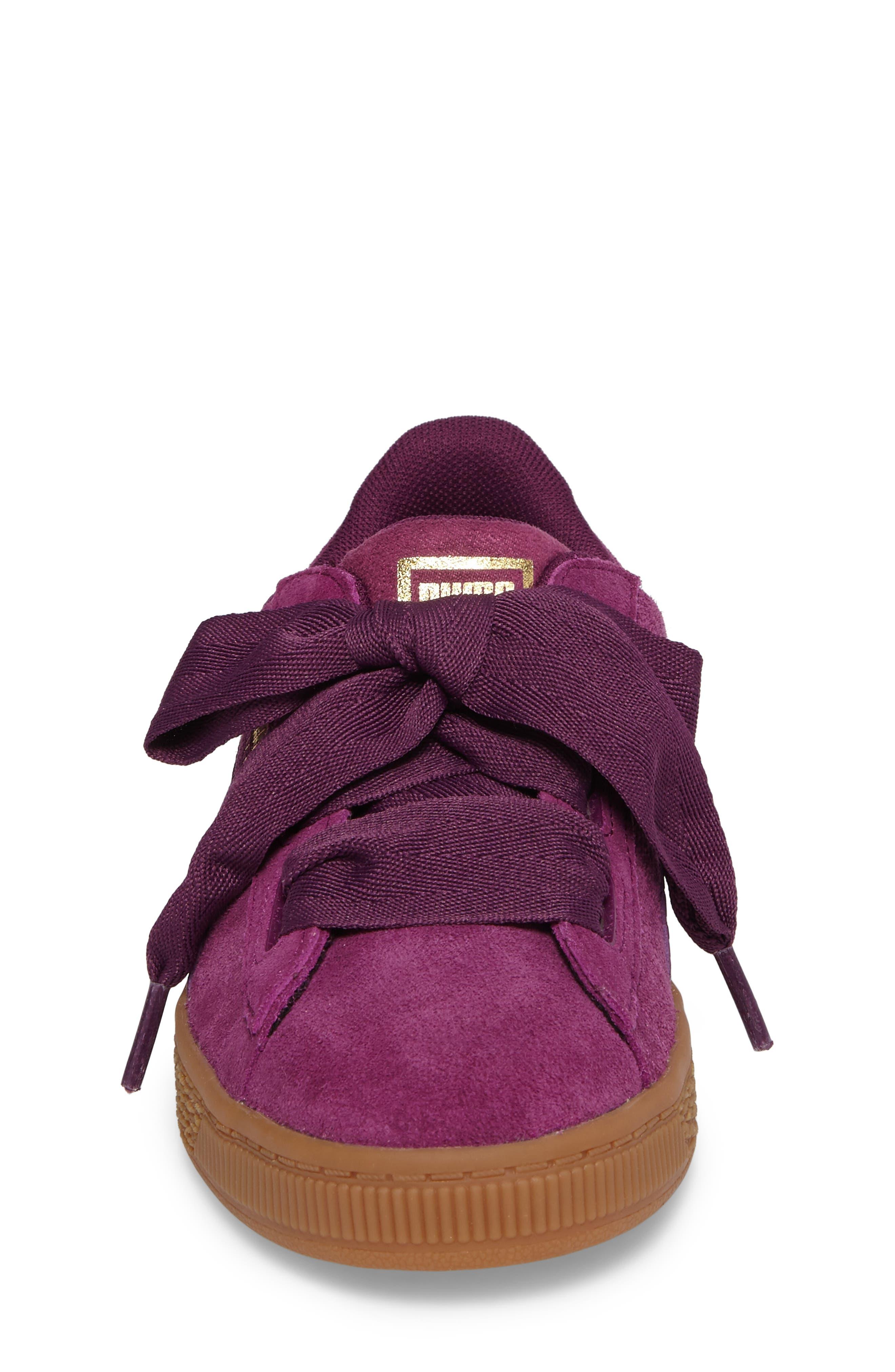 Basket Heart Sneaker,                             Alternate thumbnail 11, color,