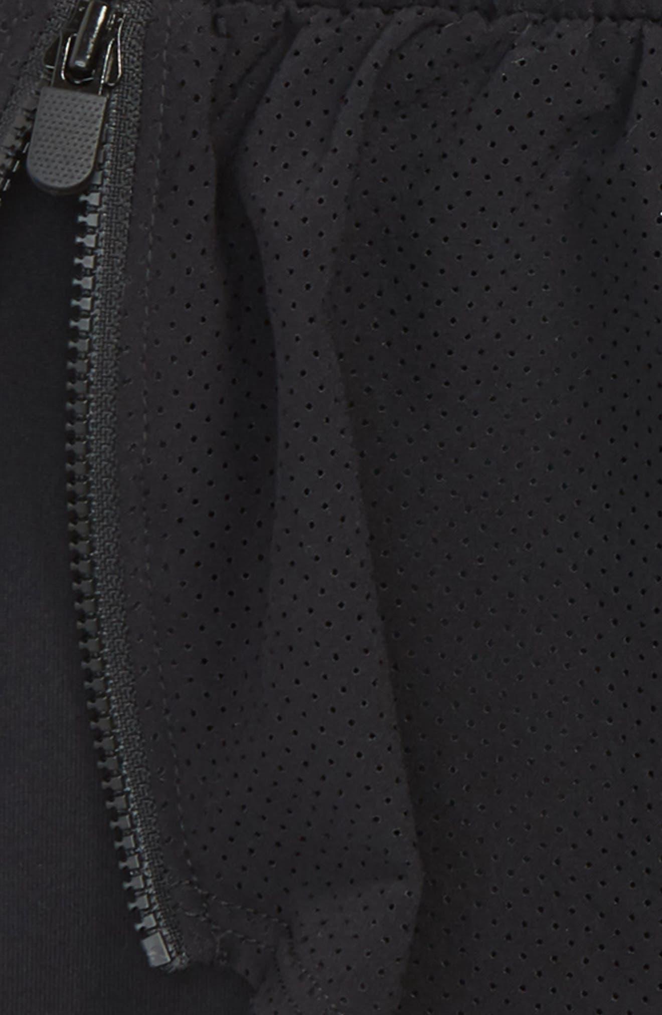 Double Layer Shorts,                             Alternate thumbnail 2, color,                             001
