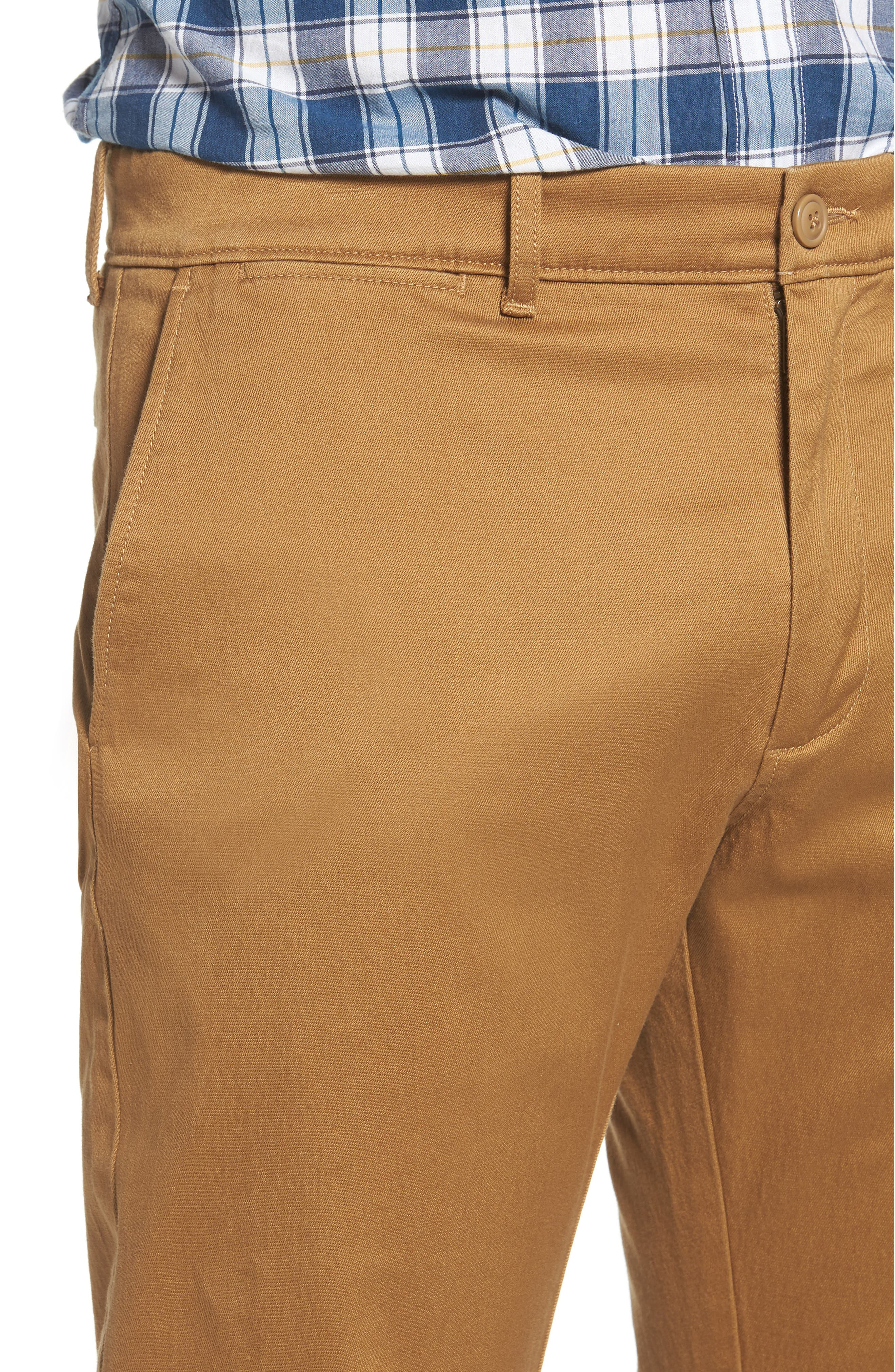 484 Slim Fit Stretch Chino Pants,                             Alternate thumbnail 36, color,