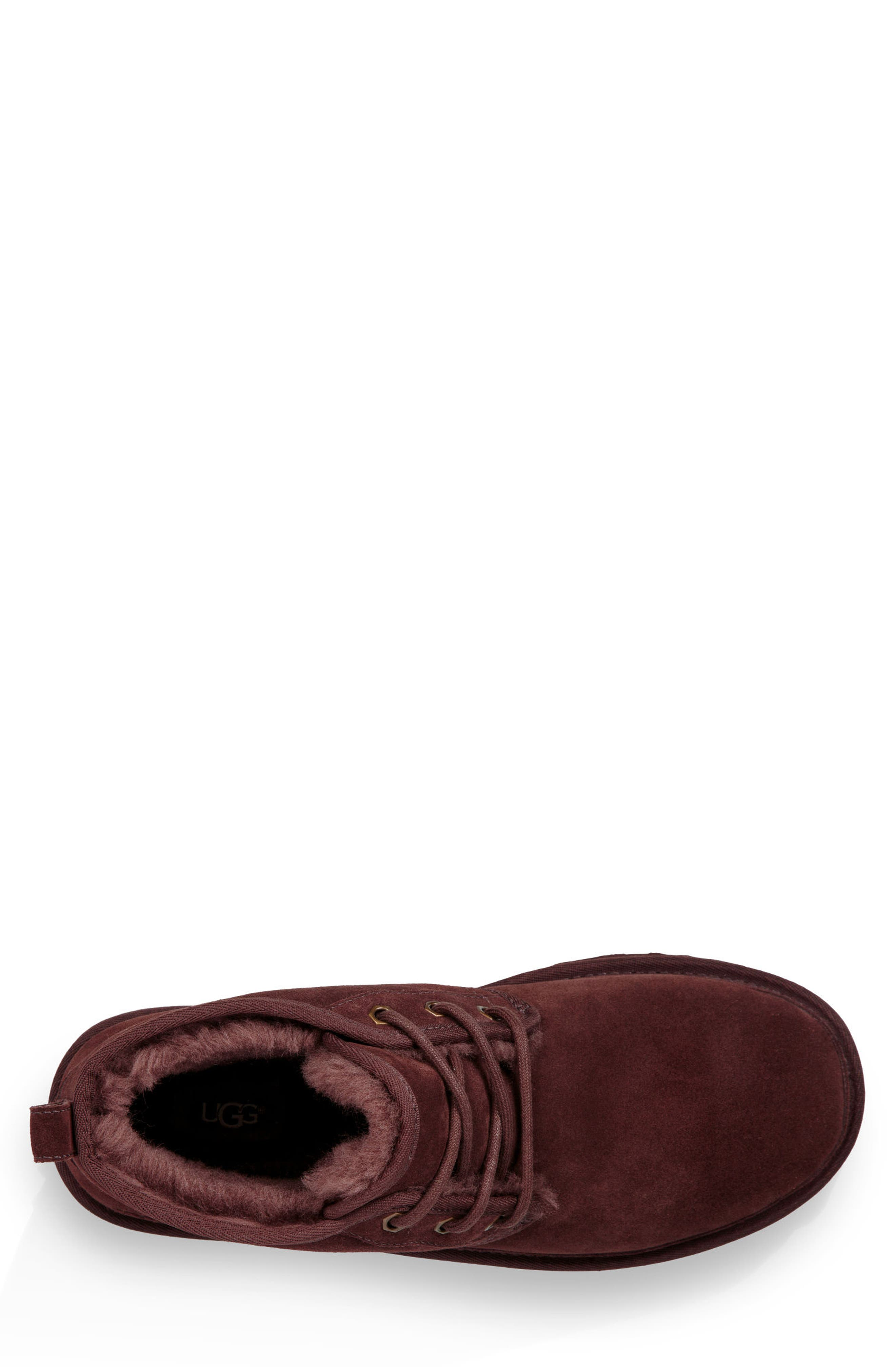 Neumel Chukka Boot,                             Alternate thumbnail 4, color,                             ESPRESSO SUEDE