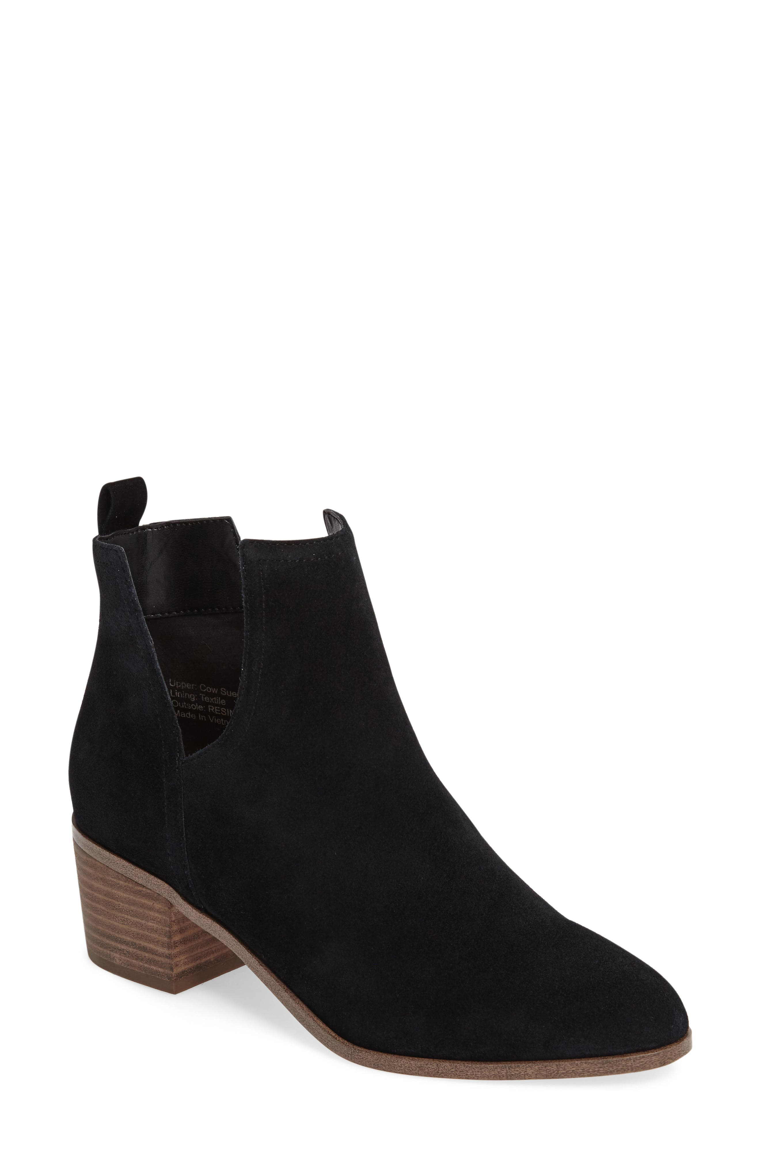 Madrid Bootie,                         Main,                         color, 001