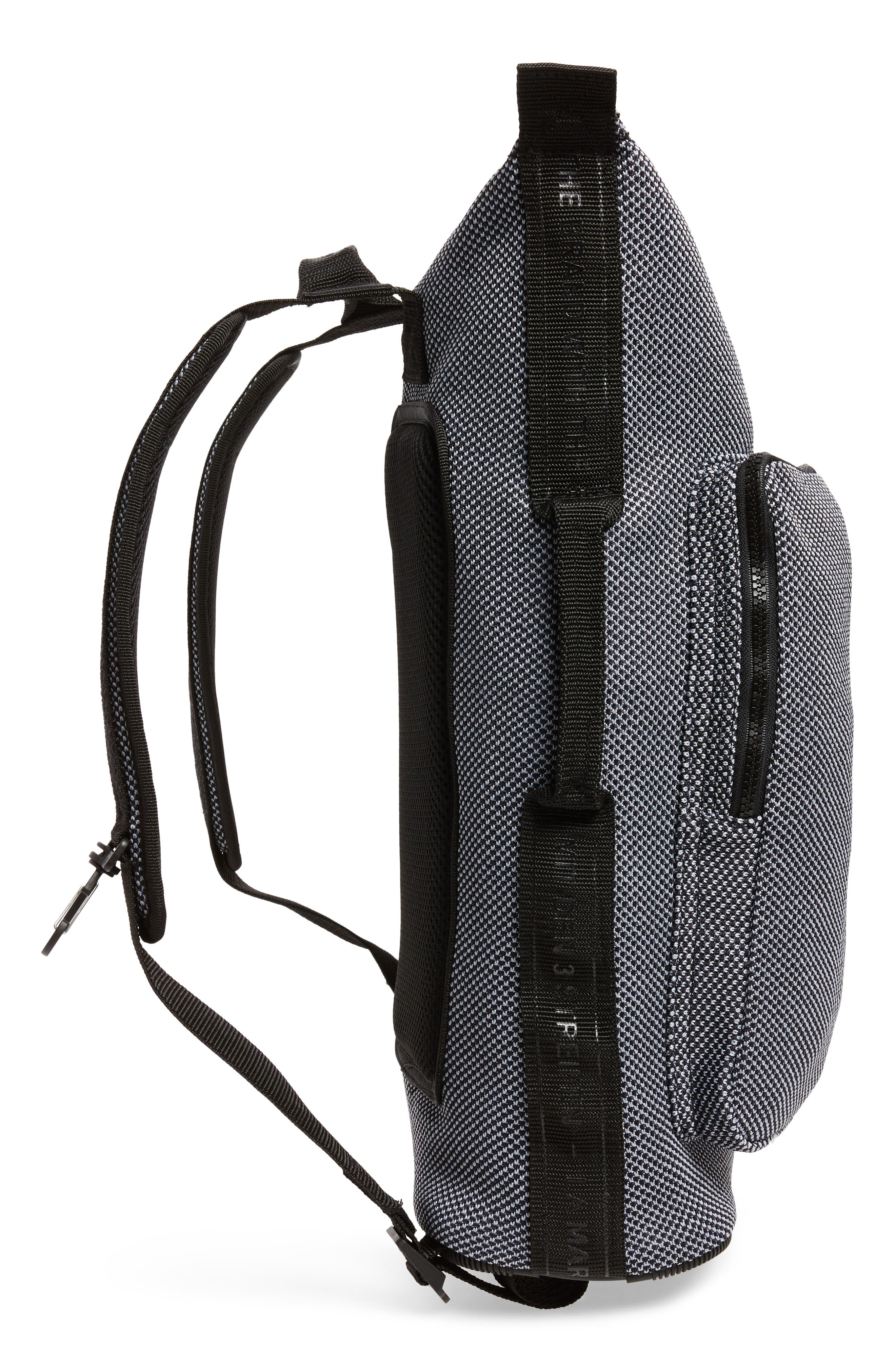 NMD Day Backpack,                             Alternate thumbnail 5, color,                             001
