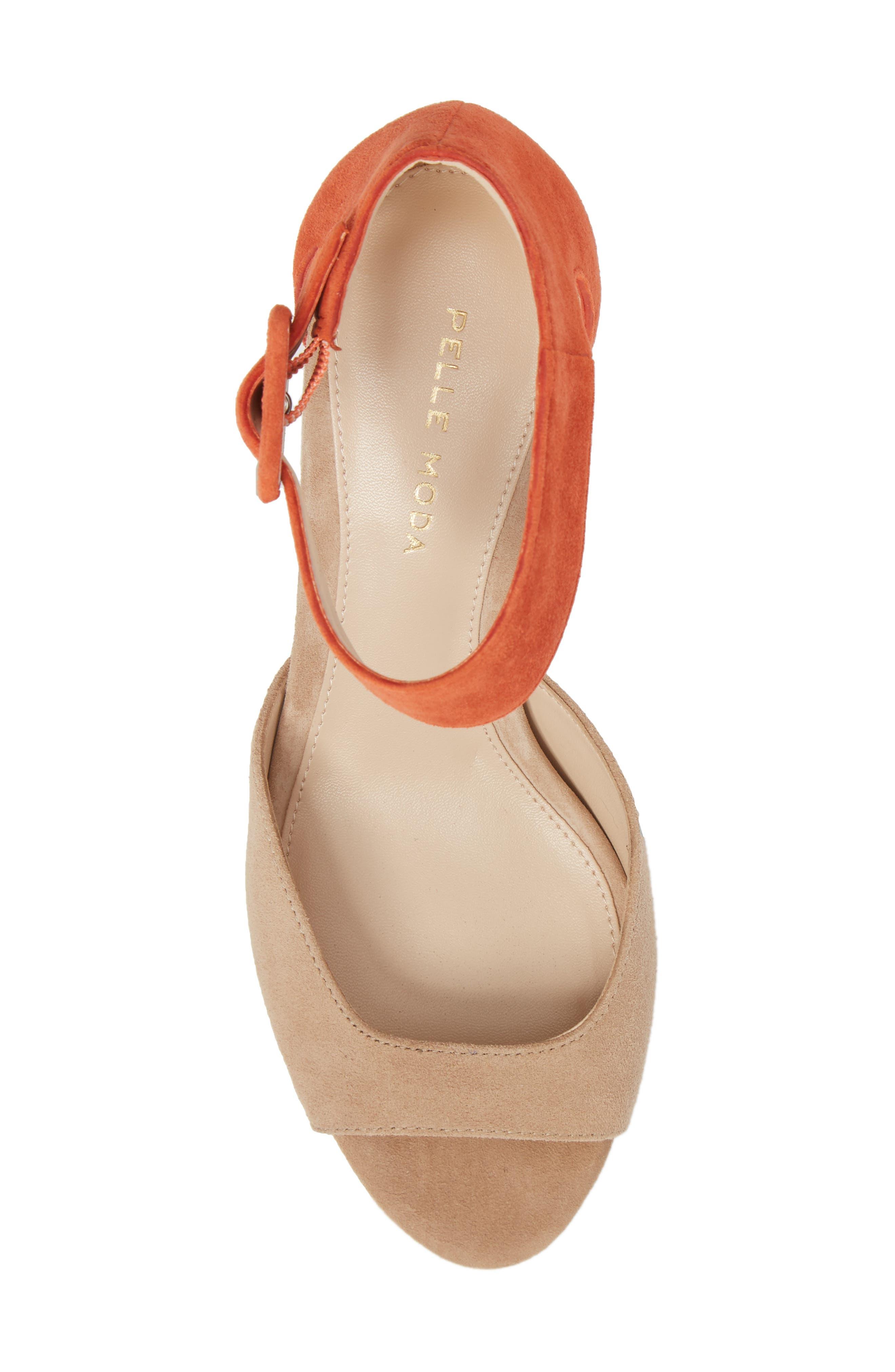 'Berlin' Ankle Strap Sandal,                             Alternate thumbnail 47, color,