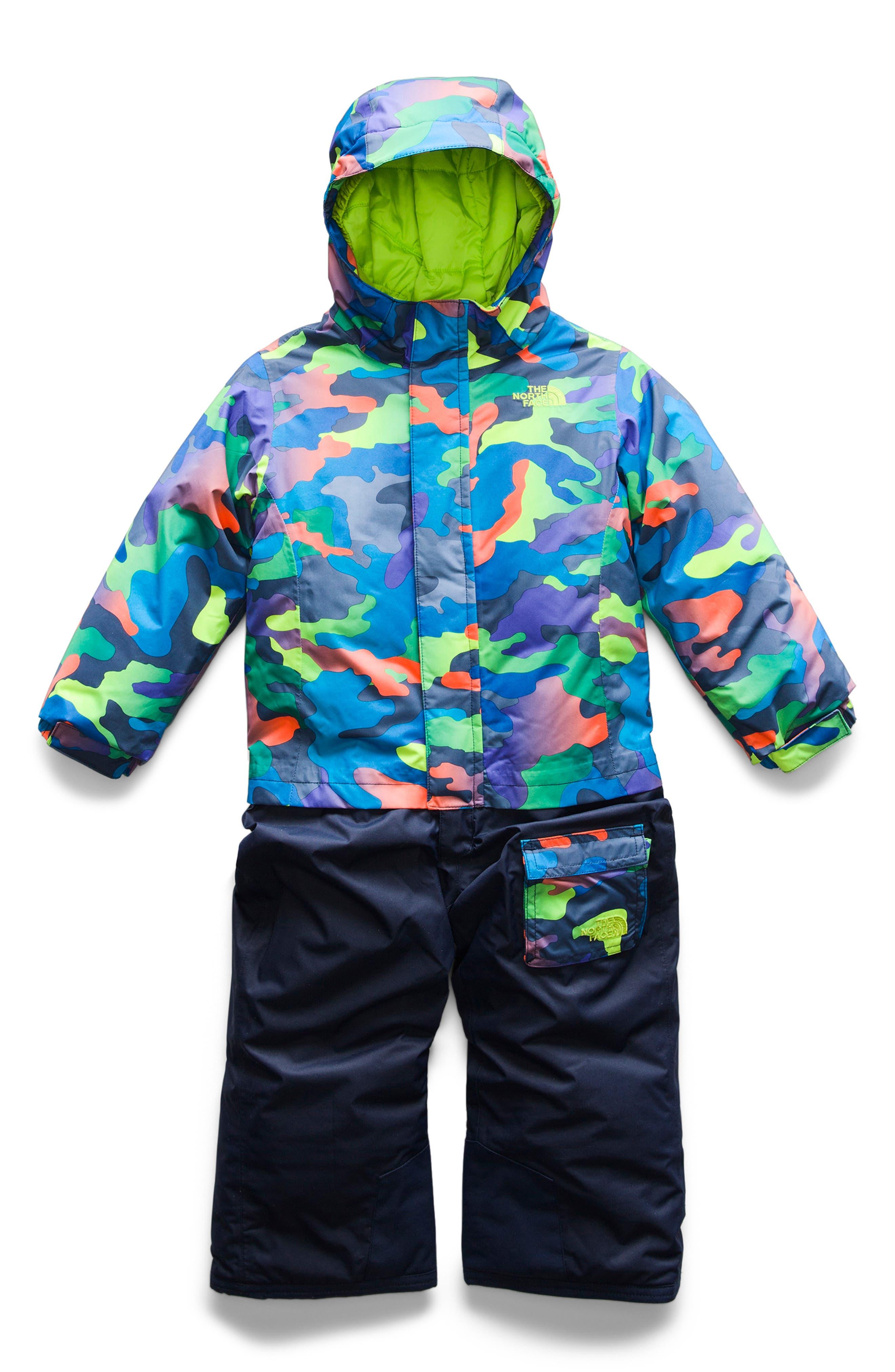 Heatseeker<sup>™</sup> Insulated Waterproof & Windproof Snowsuit,                             Main thumbnail 1, color,                             400