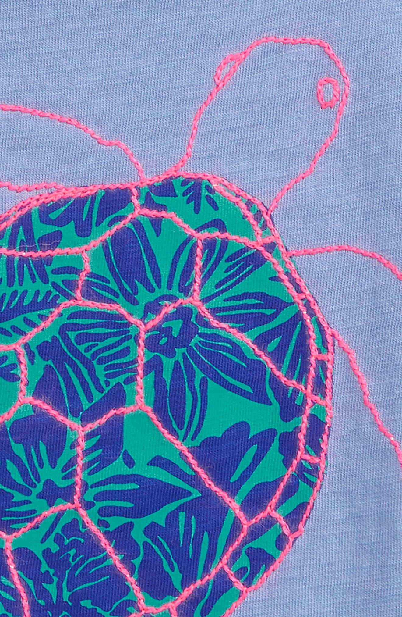 Sea Turtle Tee,                             Alternate thumbnail 2, color,                             400