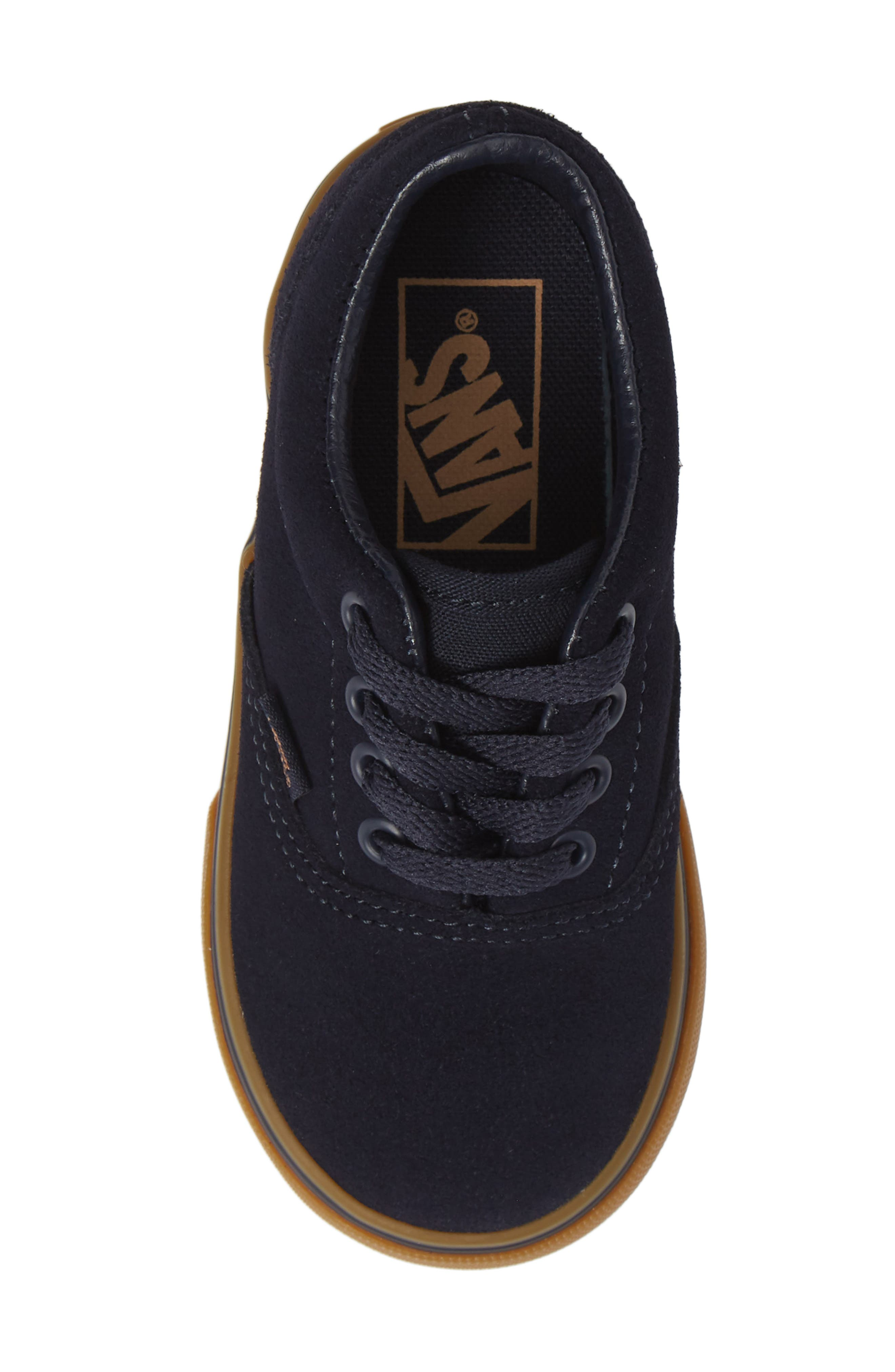 Era Sneaker,                             Alternate thumbnail 5, color,                             SKY CAPTAIN/ GUM LEATHER