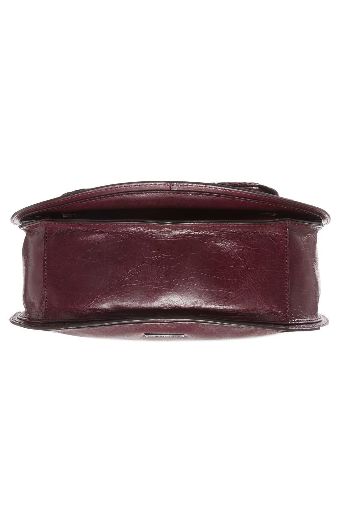 Vanity Saddle Bag,                             Alternate thumbnail 58, color,