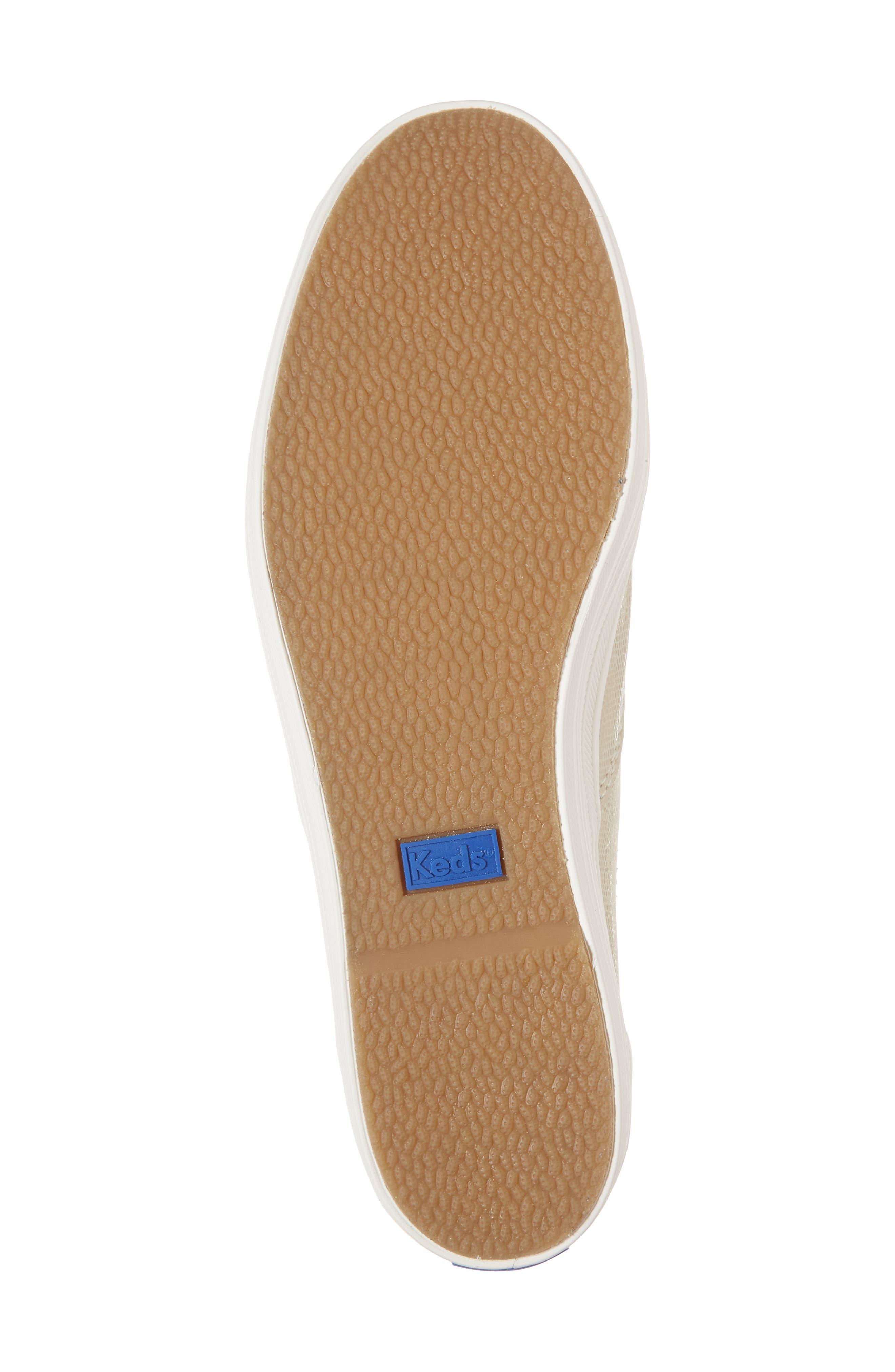 Triple Decker Platform Sneaker,                             Alternate thumbnail 6, color,                             900