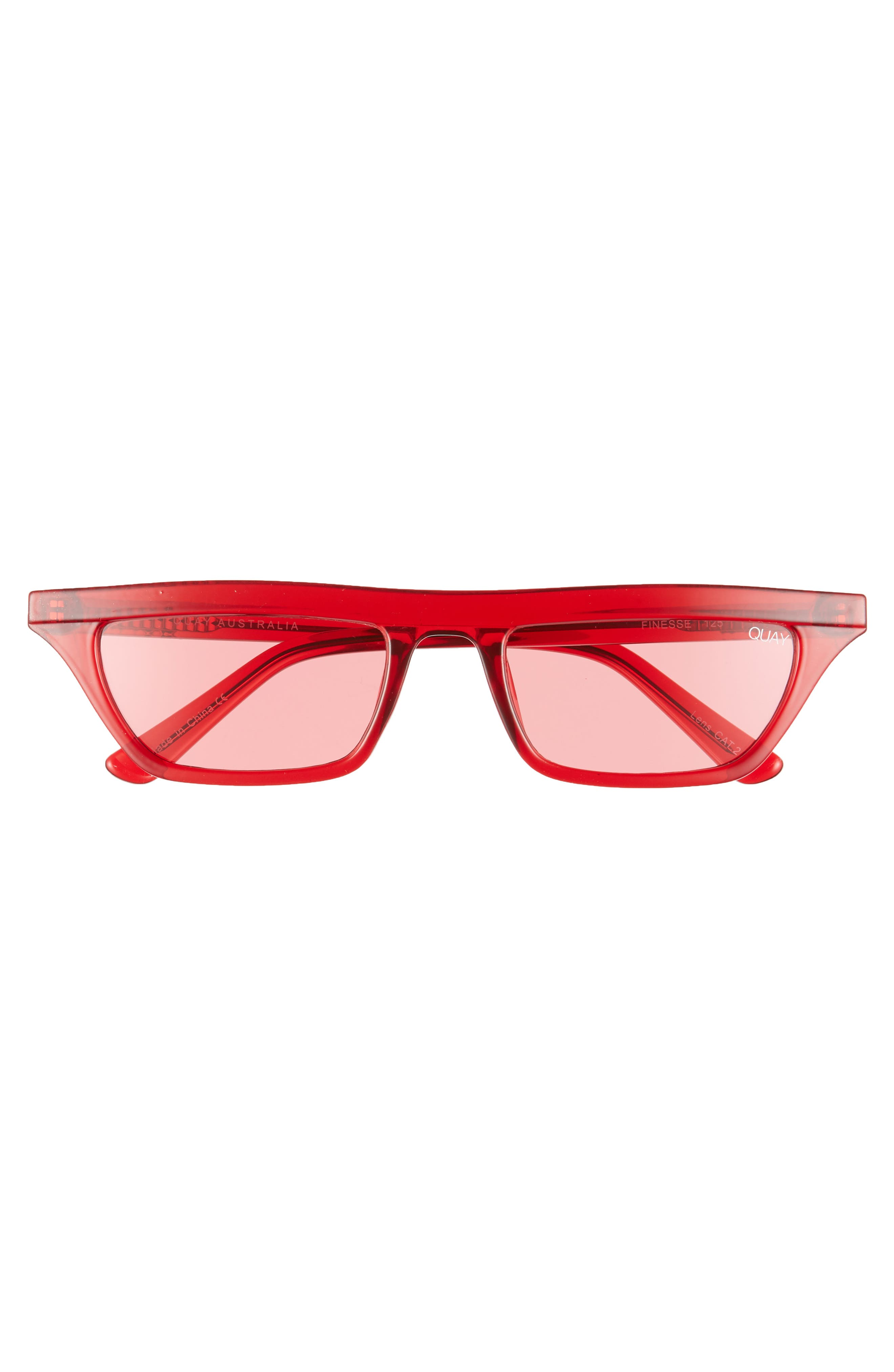 Finesse 52mm Sunglasses,                             Alternate thumbnail 3, color,                             600