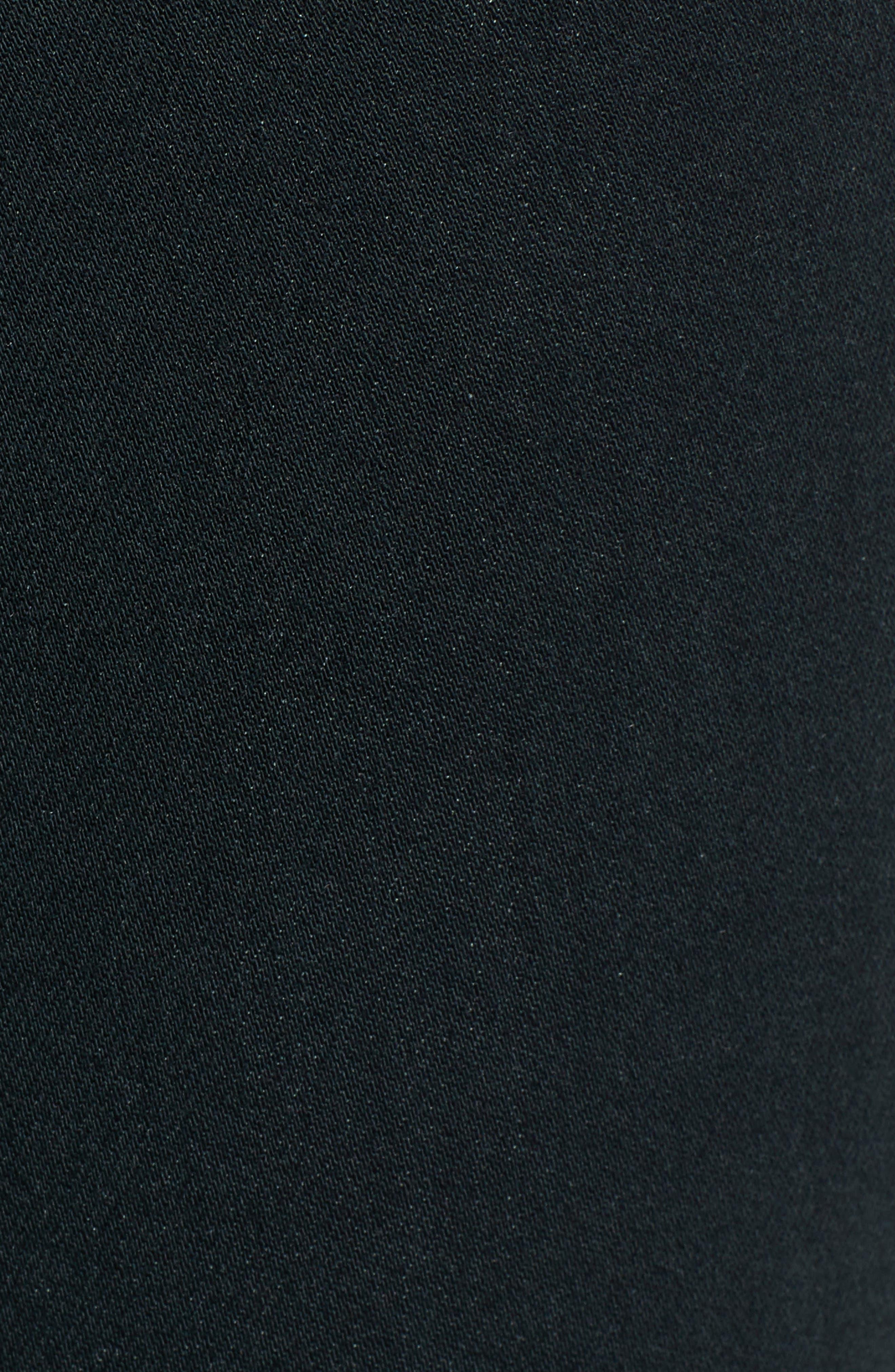 Transcend - Verdugo Ultra Skinny Jeans,                             Alternate thumbnail 6, color,                             MIDNIGHT GREEN