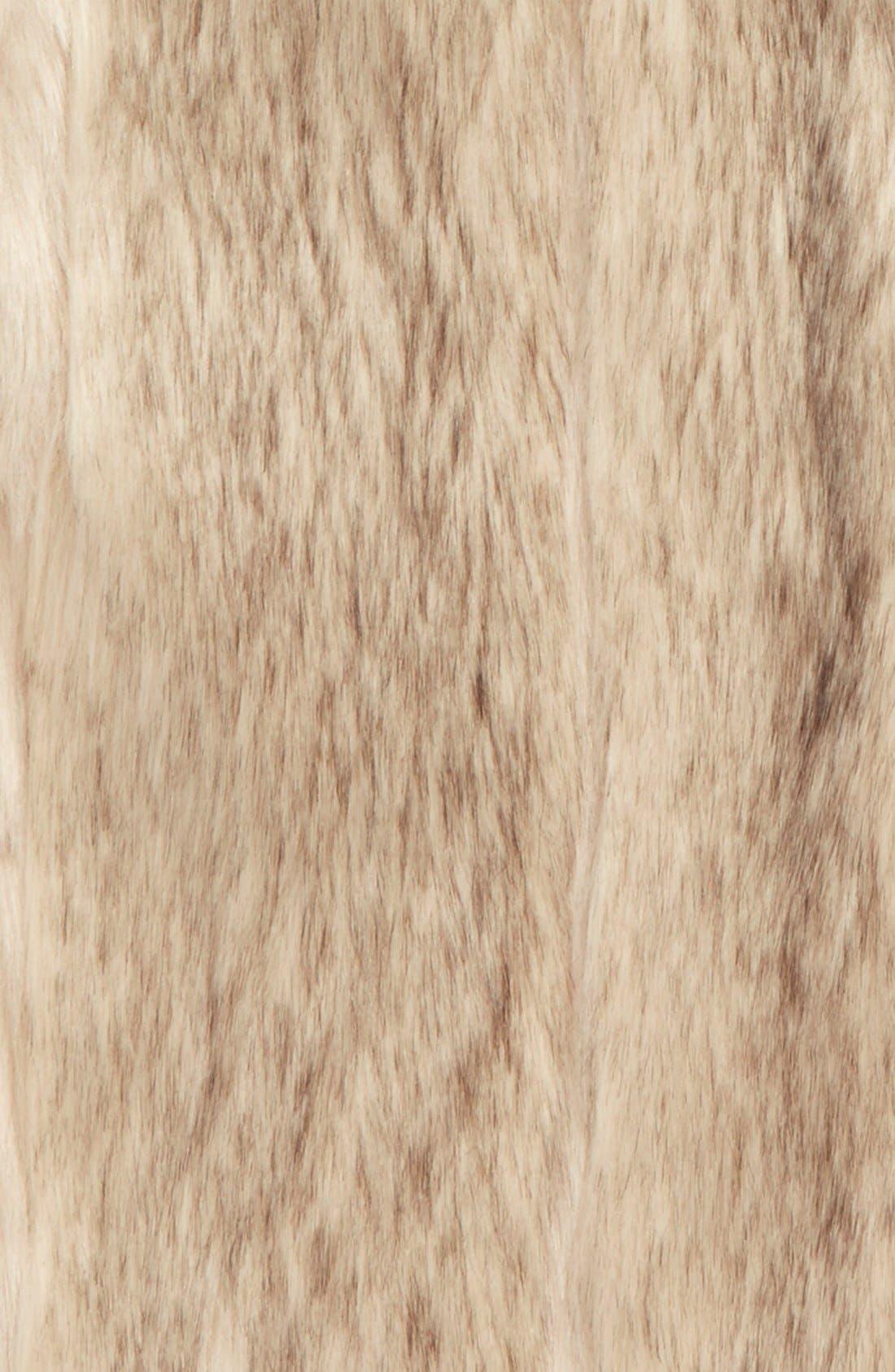 'Leah' Faux Fur Vest,                             Alternate thumbnail 2, color,                             900