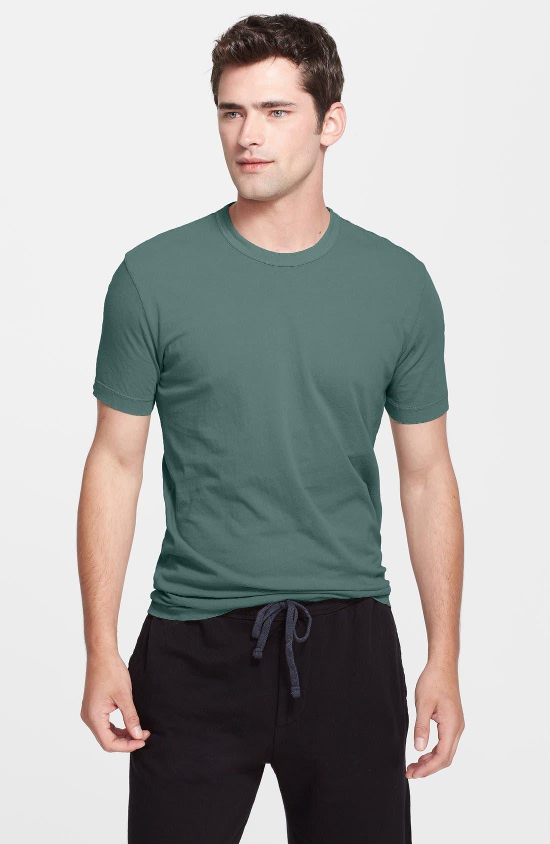Crewneck Jersey T-Shirt,                             Main thumbnail 54, color,