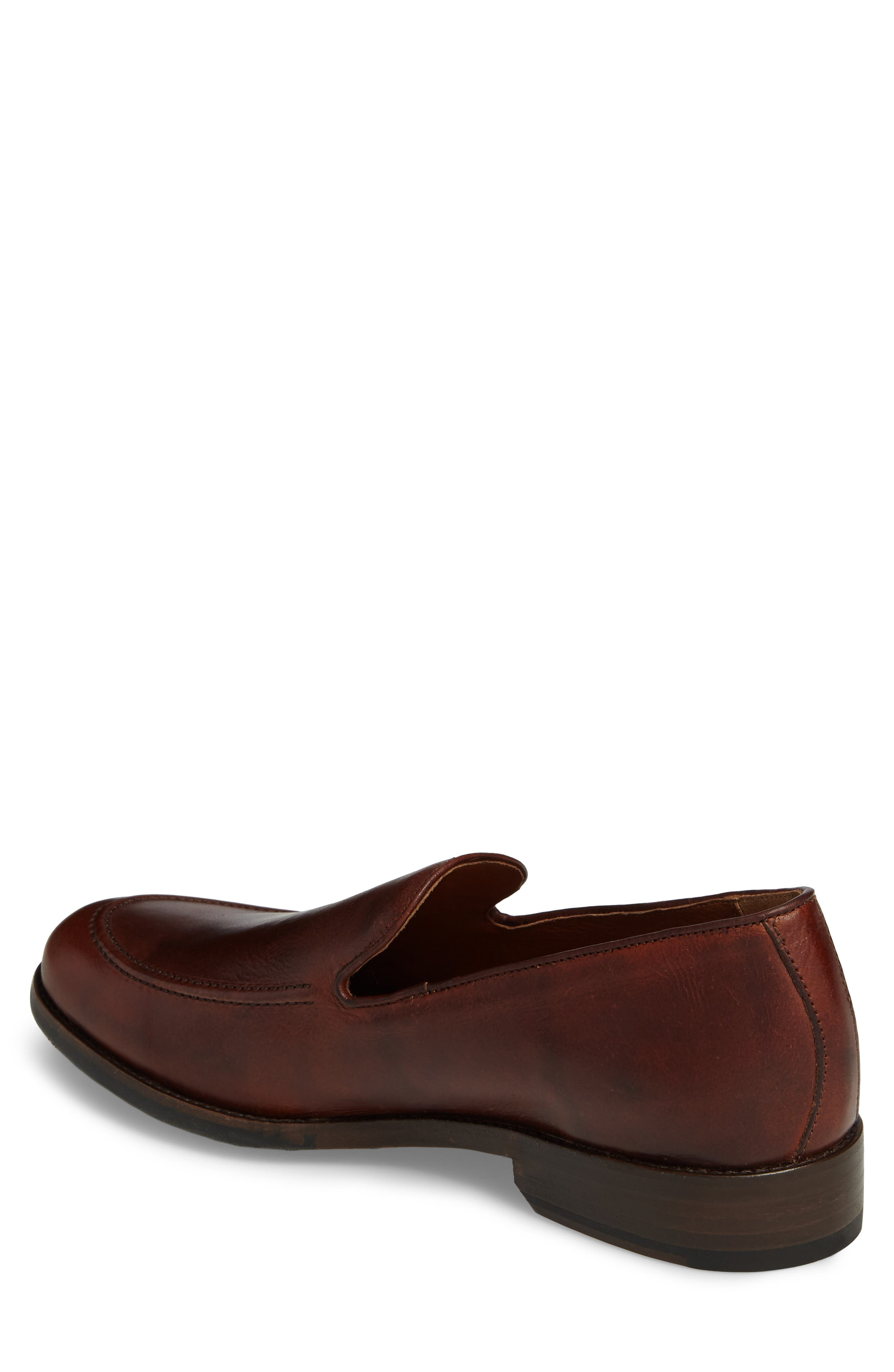 Jefferson Venetian Loafer,                             Alternate thumbnail 2, color,                             BROWN