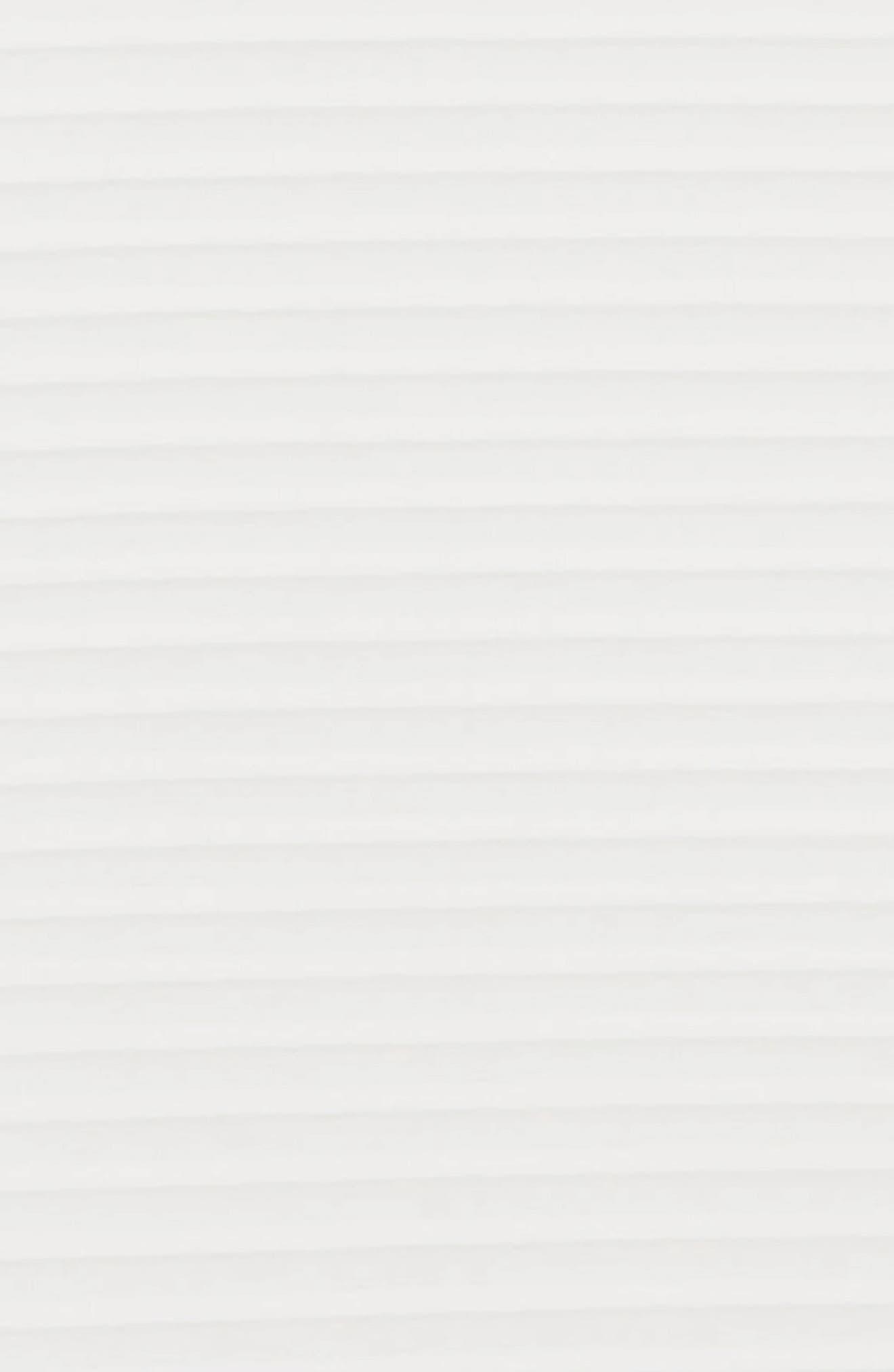 Stripe Spacer Pullover,                             Alternate thumbnail 2, color,                             WHITE