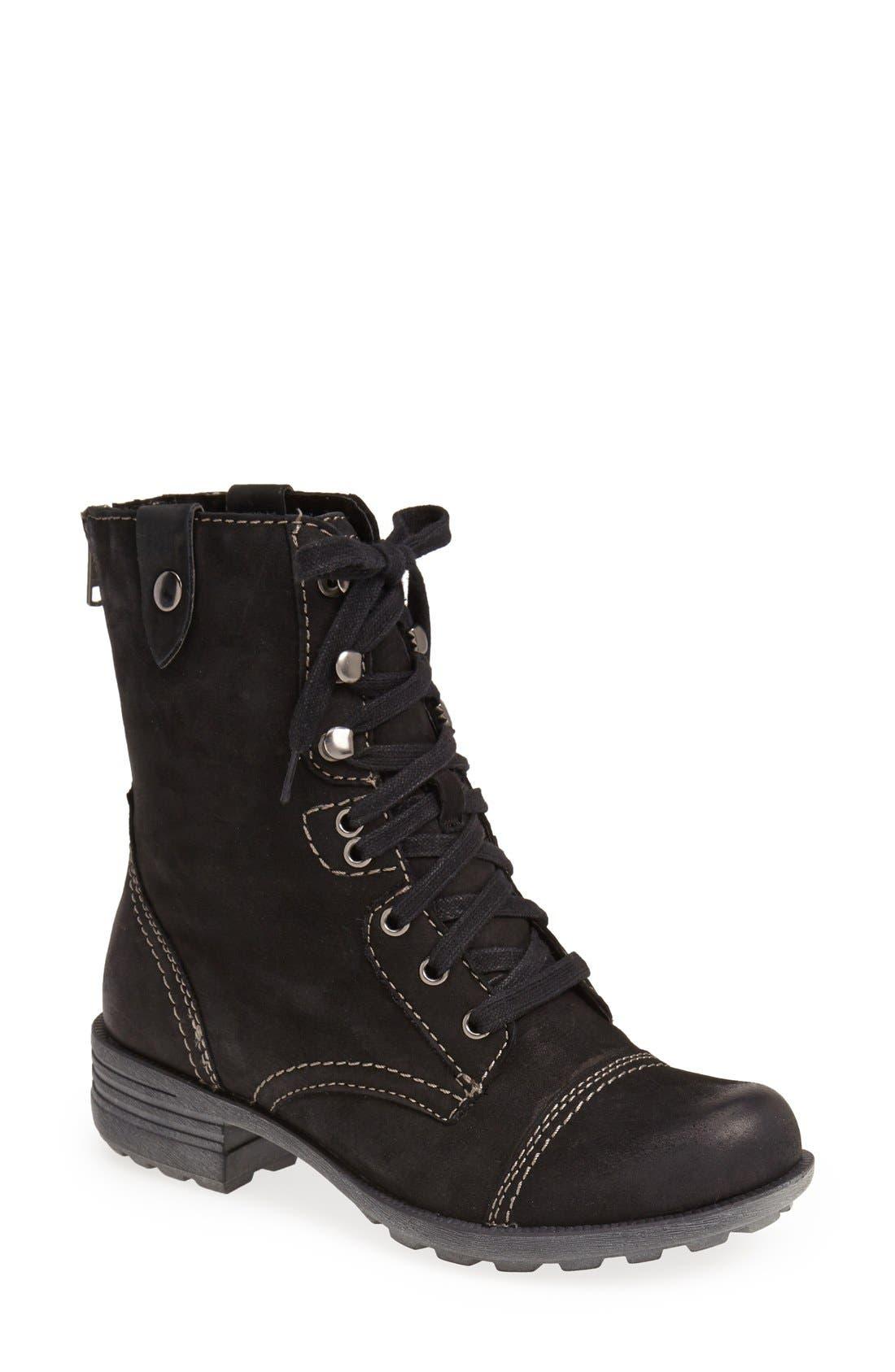 Bethany Boot,                         Main,                         color, BLACK