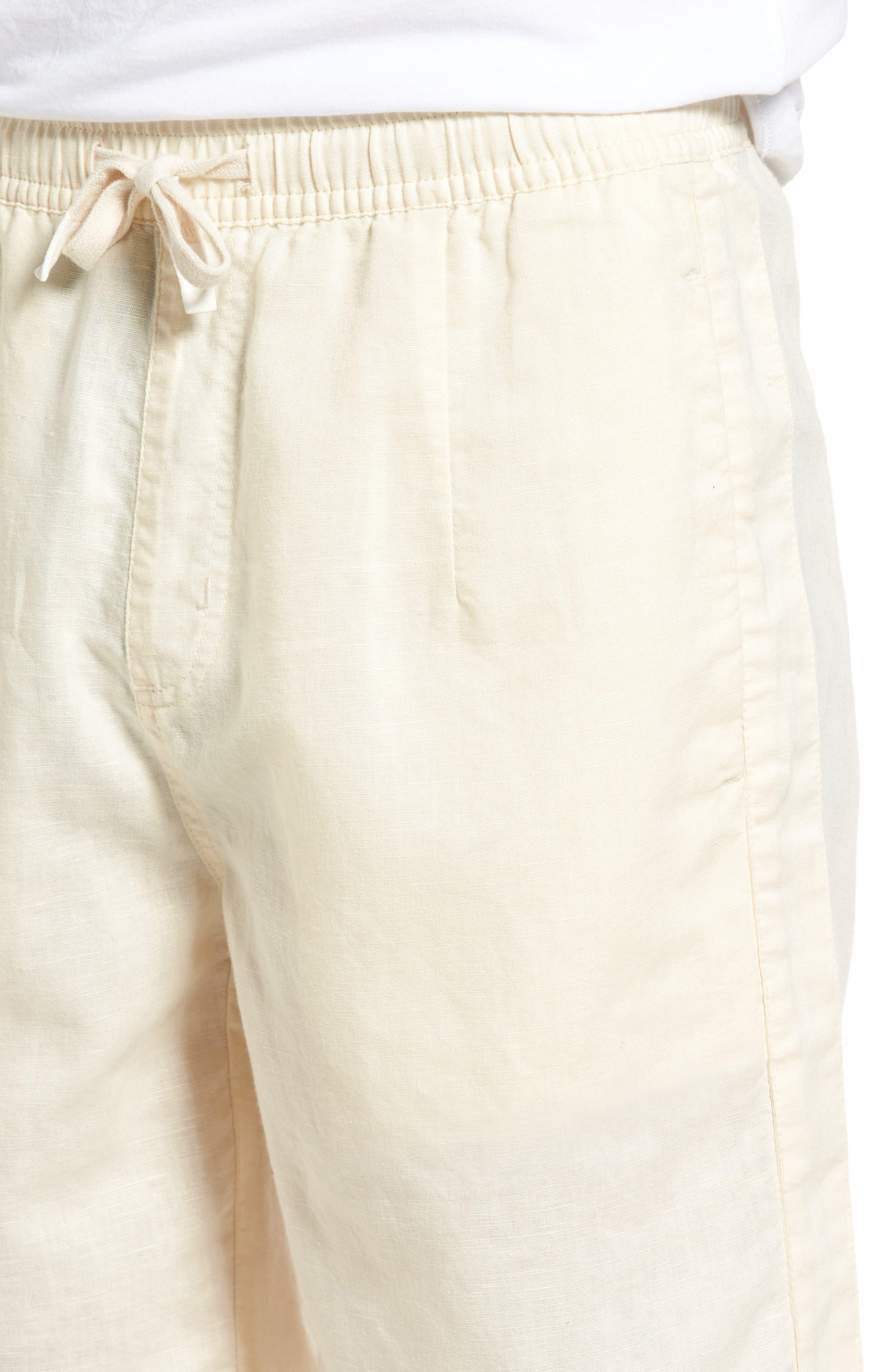 Omni Linen Blend Shorts,                             Alternate thumbnail 12, color,