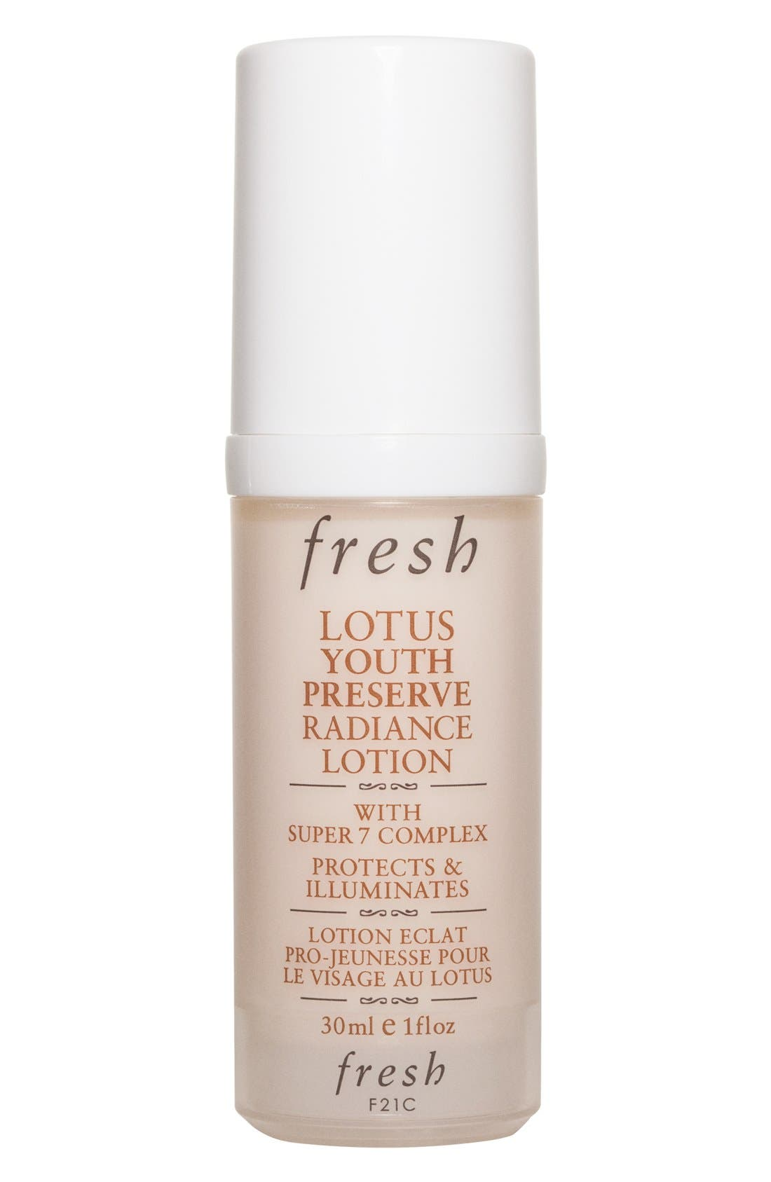 Lotus Youth Preserve Radiance Lotion,                         Main,                         color, NO COLOR