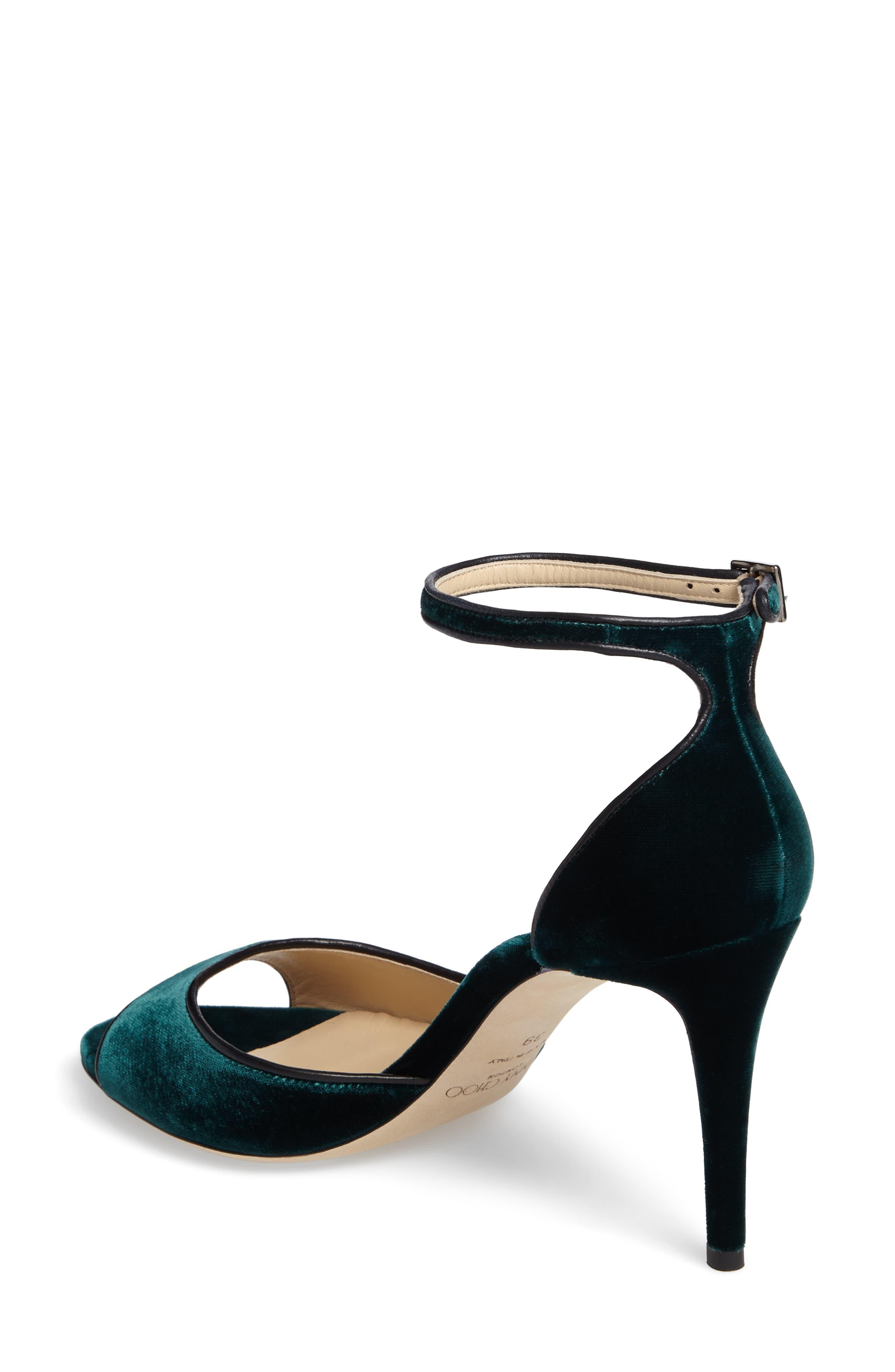 Annie Ankle Strap Sandal,                             Alternate thumbnail 2, color,                             300
