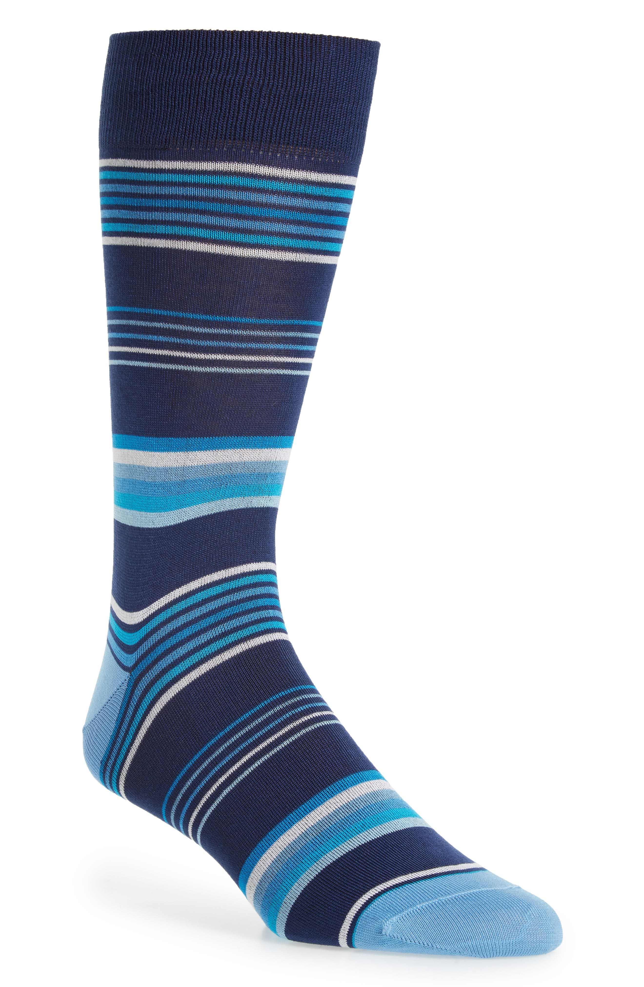 Stripe Socks,                             Main thumbnail 2, color,