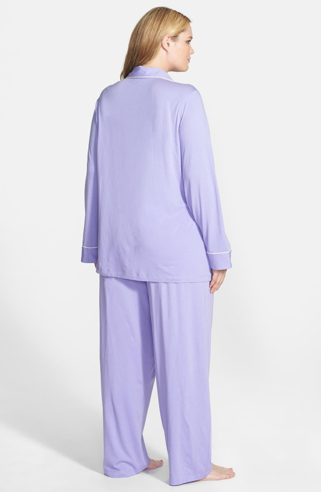 Knit Pajamas,                             Alternate thumbnail 21, color,