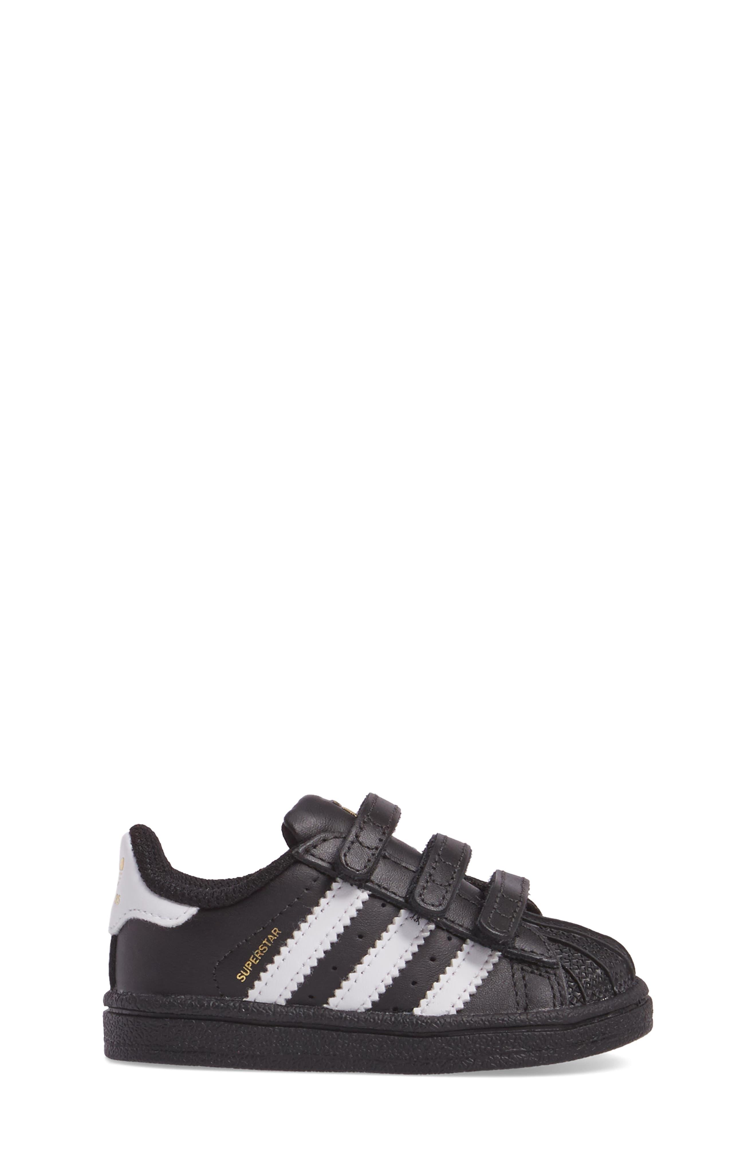 Superstar Sneaker,                             Alternate thumbnail 3, color,                             003
