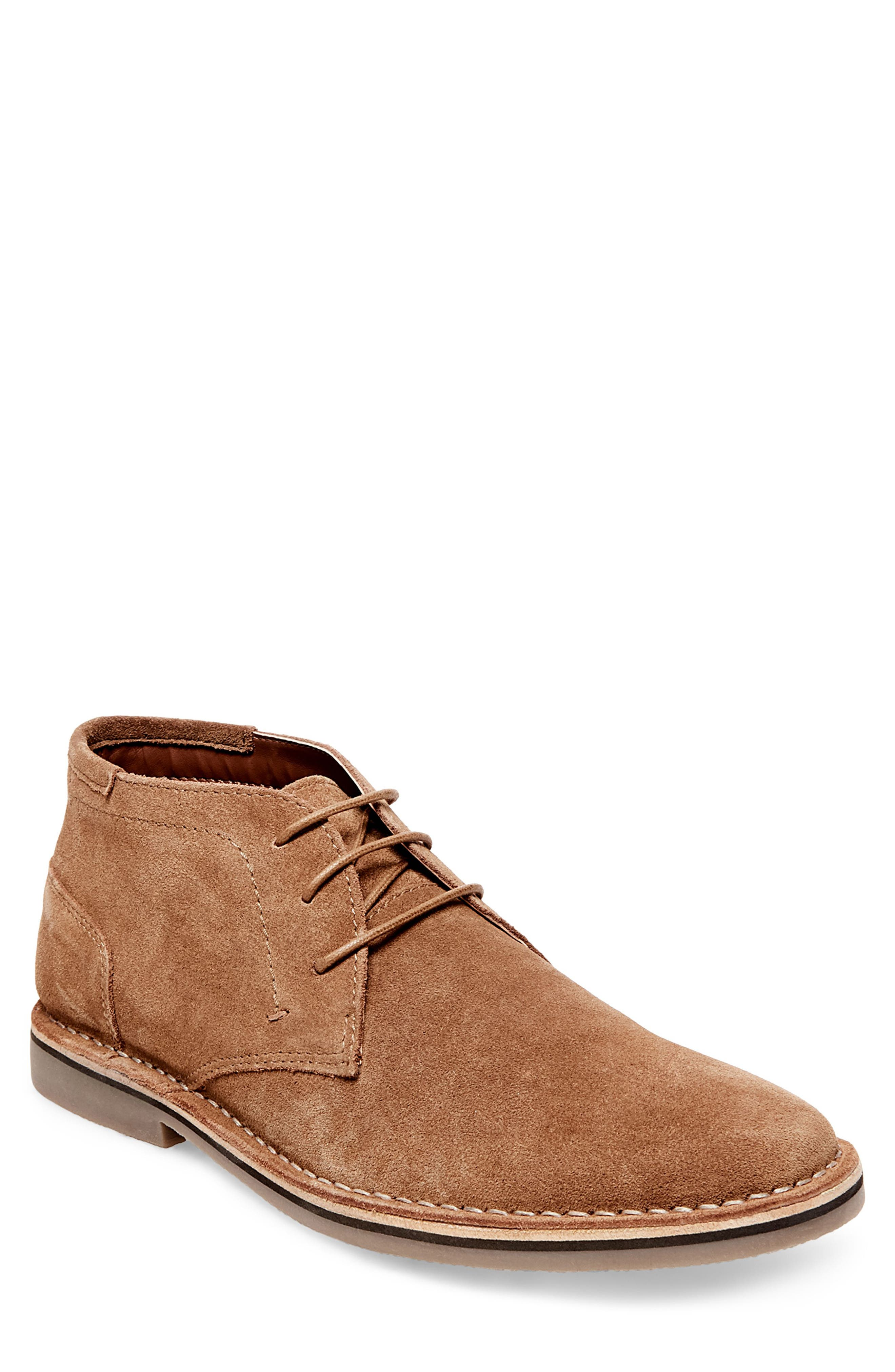 Steve Madden Hacksaw Chukka Boot, Brown