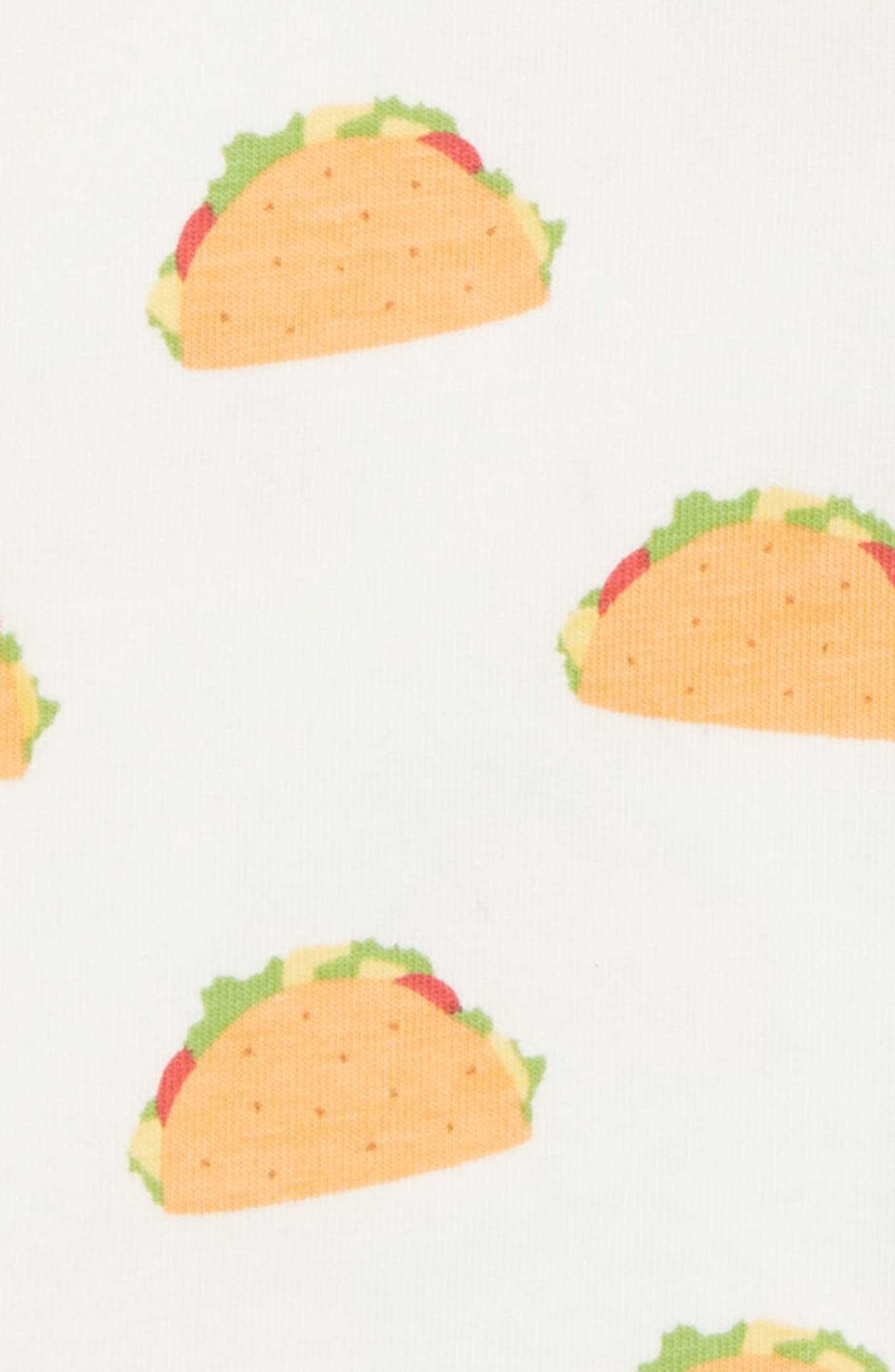Jack & Jill Taco Bodysuit,                             Alternate thumbnail 2, color,                             100
